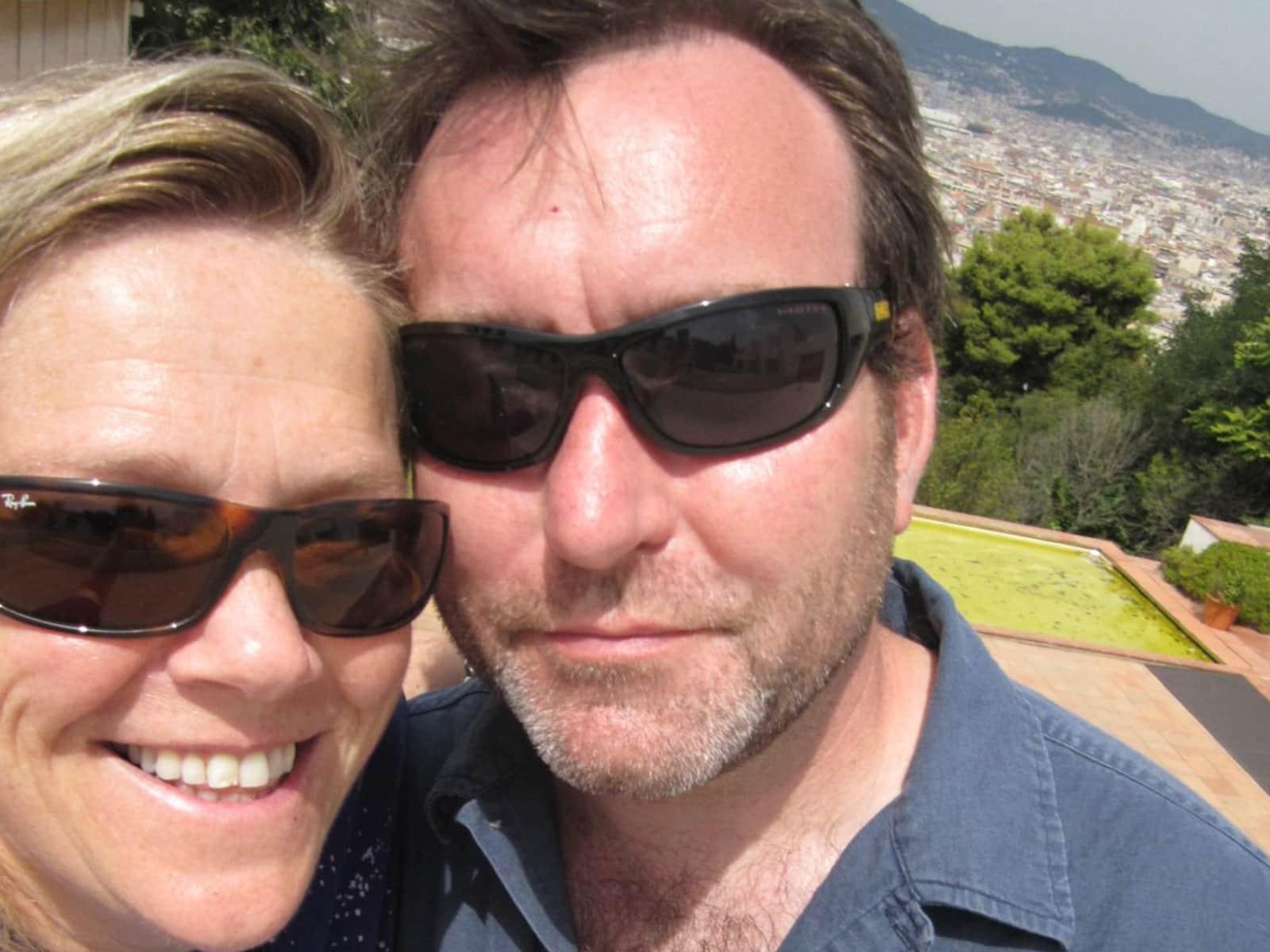 Caroline & David from Edinburgh, United Kingdom