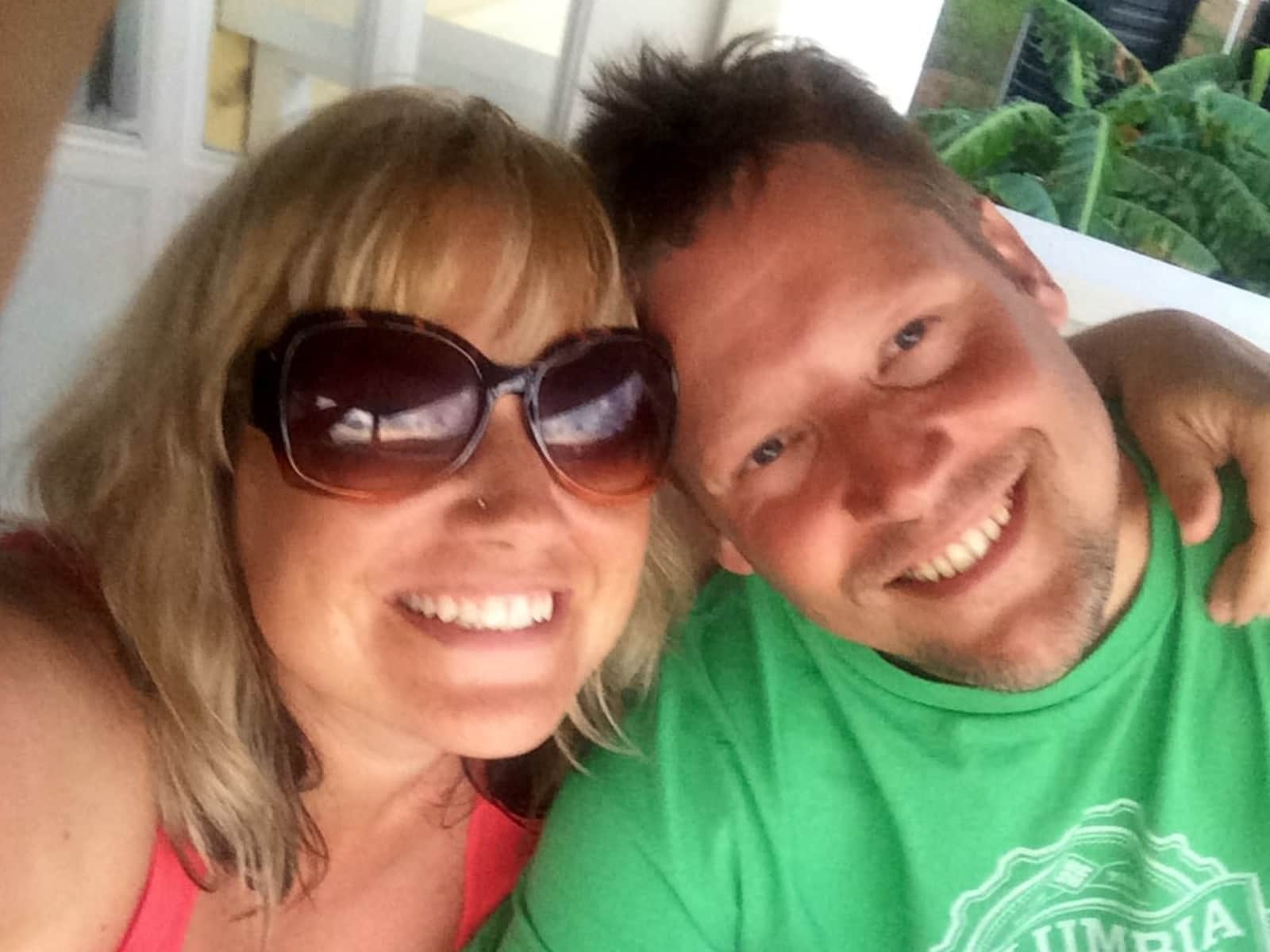Sheri & Lee from Fort Worth, Texas, United States