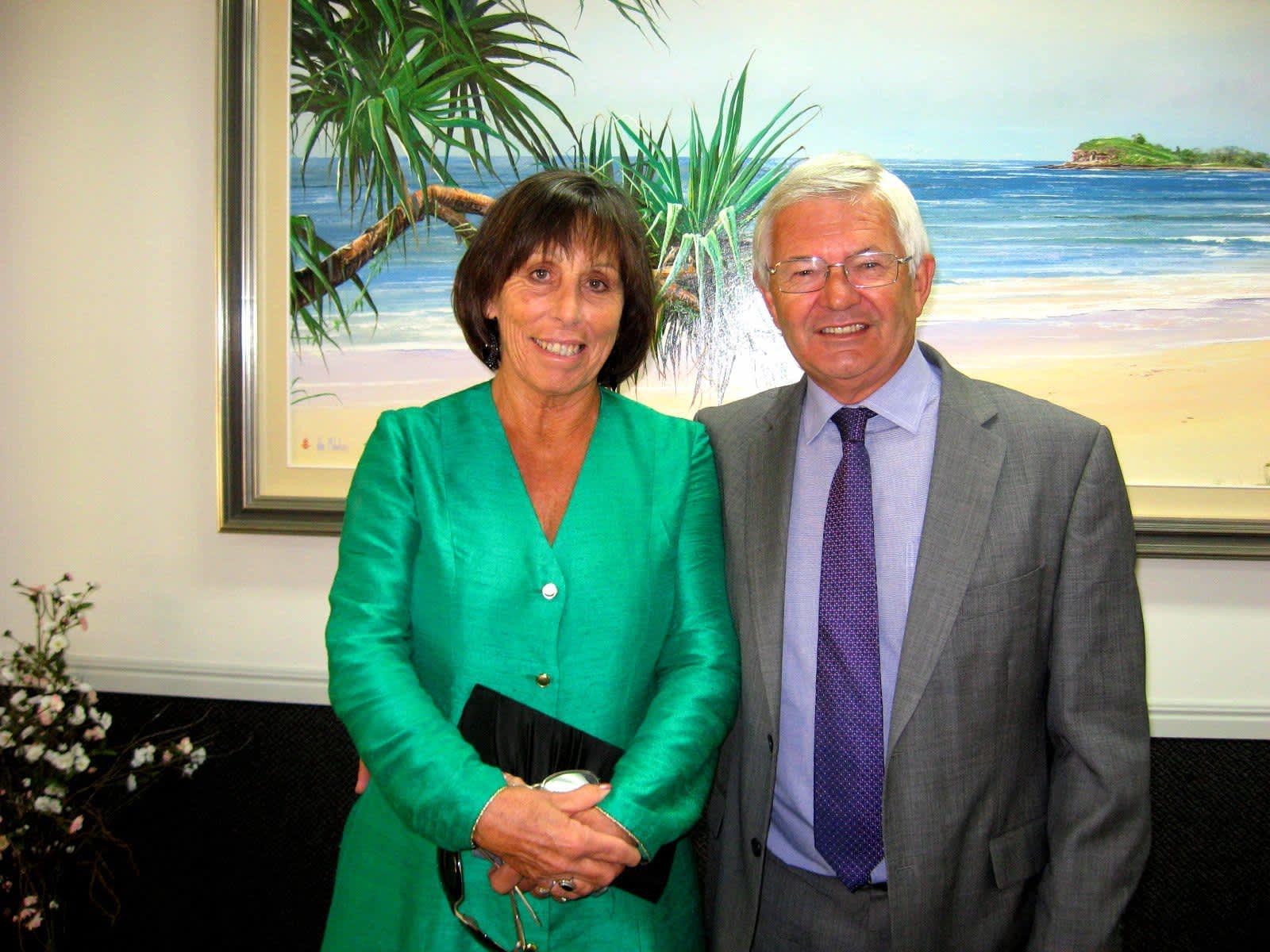 John & Christine from Caloundra, Queensland, Australia