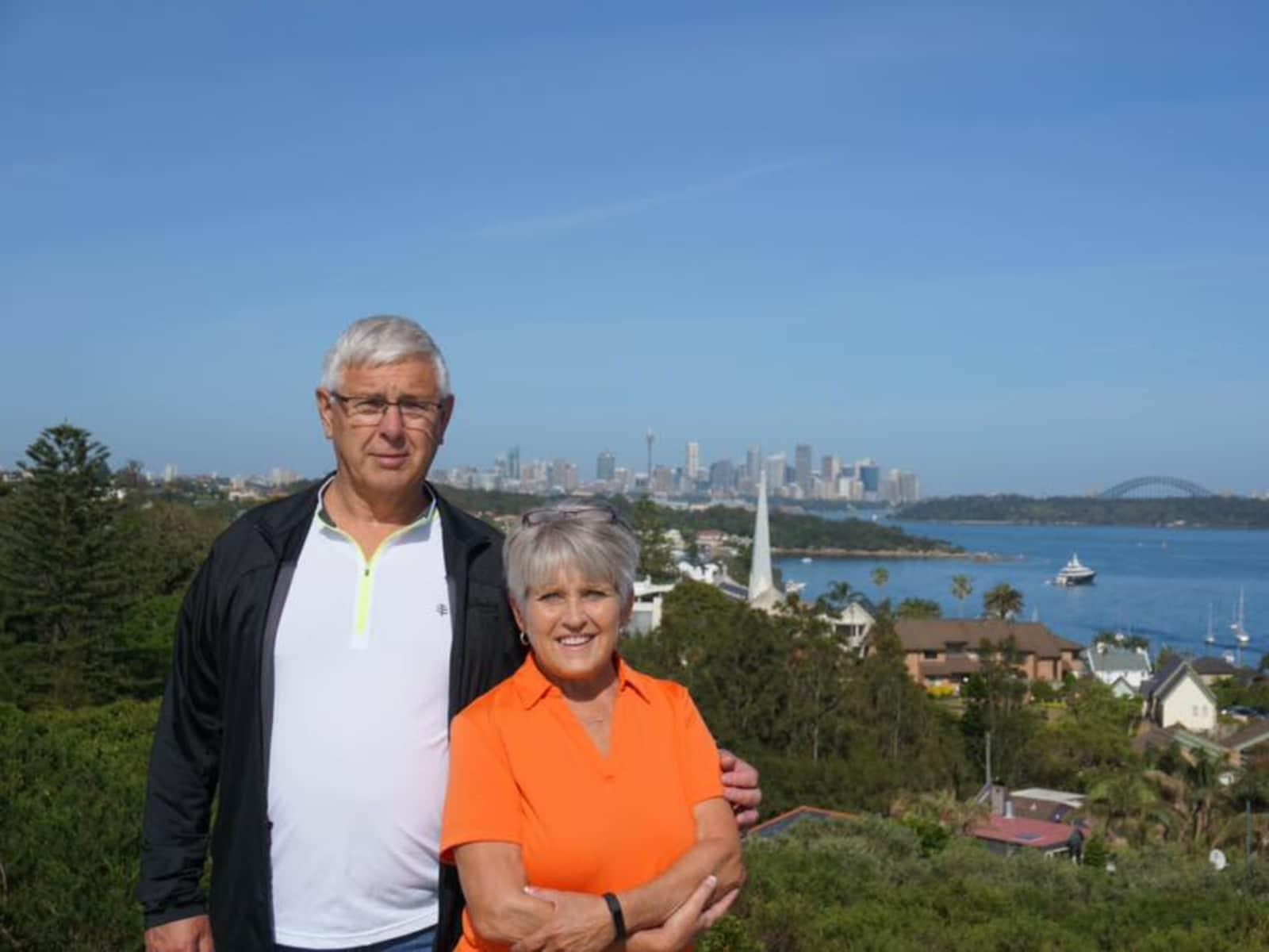 Kristy & Richard from Prior Lake, Minnesota, United States