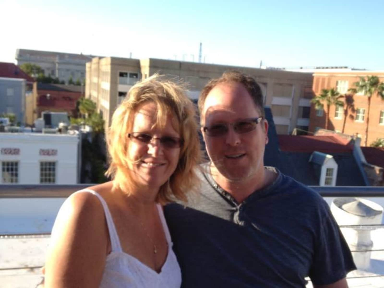 Robin & Robert from Nashville, Tennessee, United States
