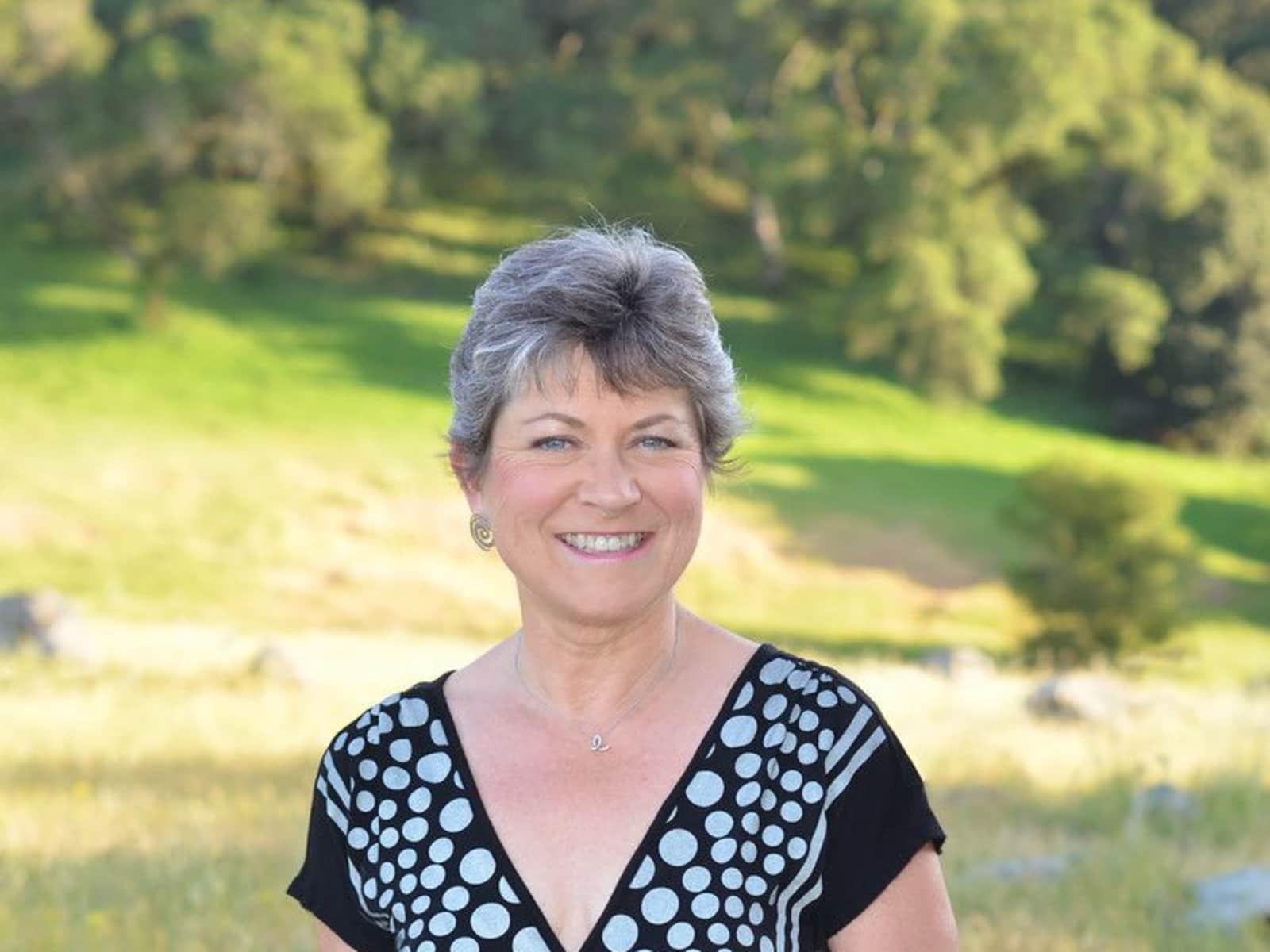 Elaine from Glen Ellen, California, United States