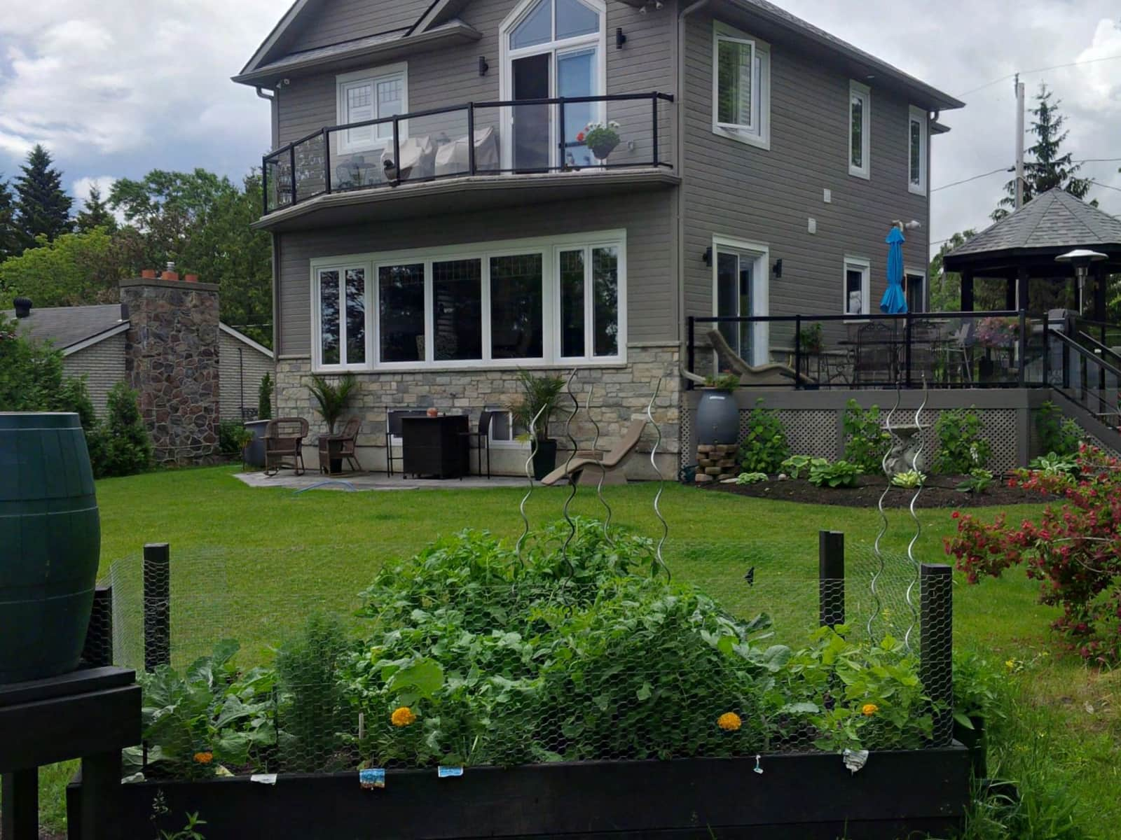 Housesitting assignment in Collingwood, Ontario, Canada