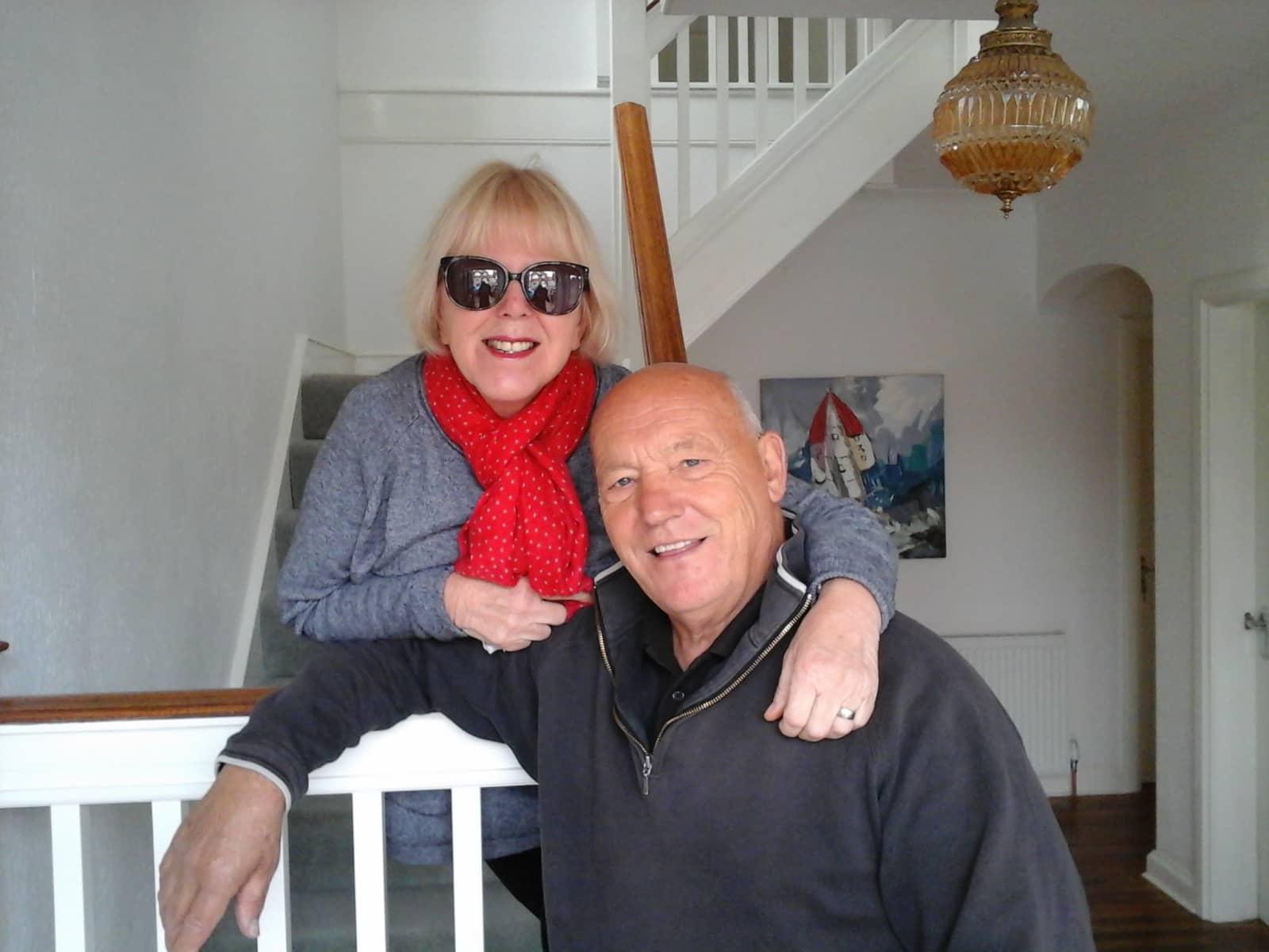 Eileen & Stephen from Bridlington, United Kingdom