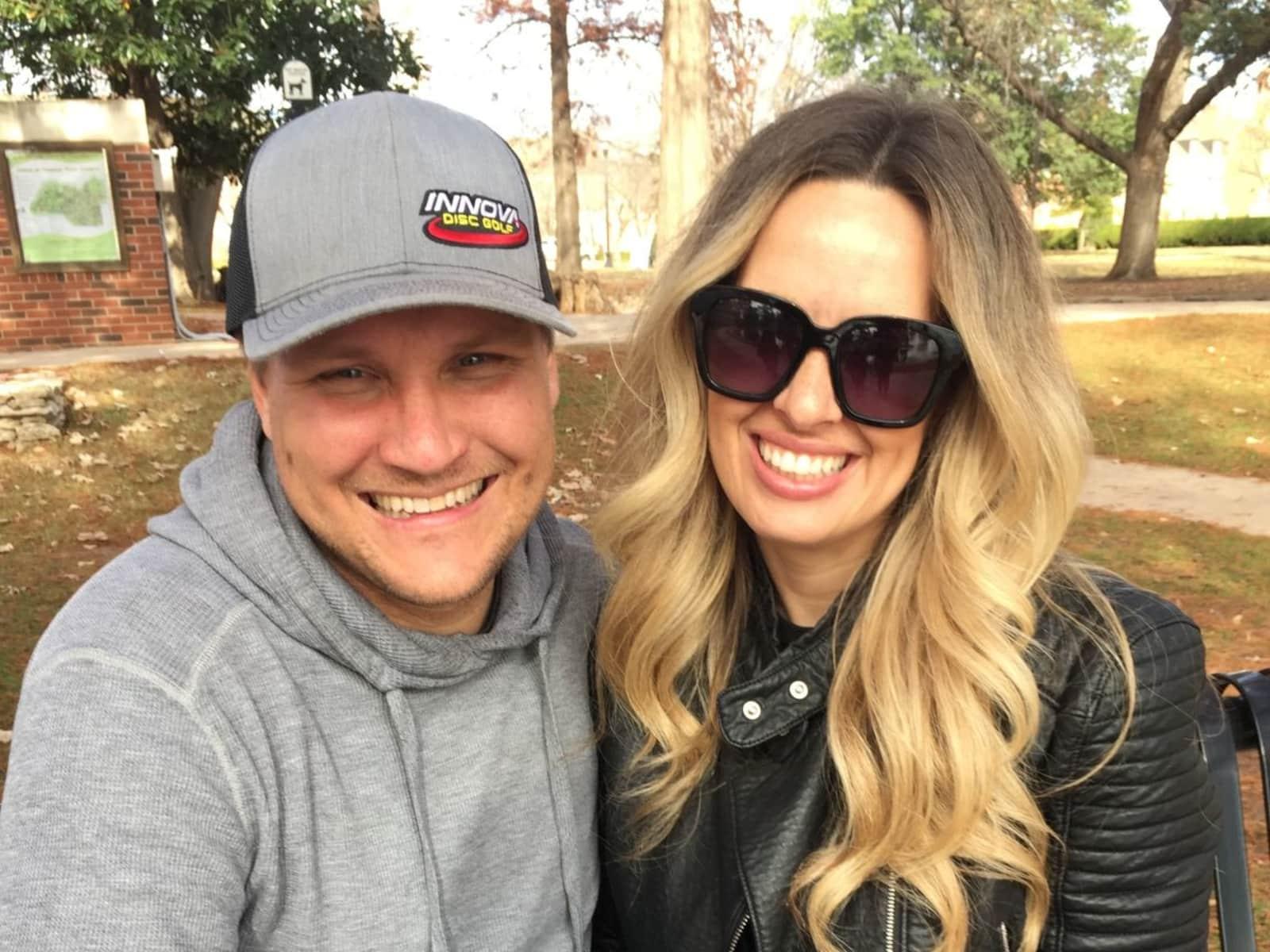 Sarah & Jeremiah from Enid, Oklahoma, United States