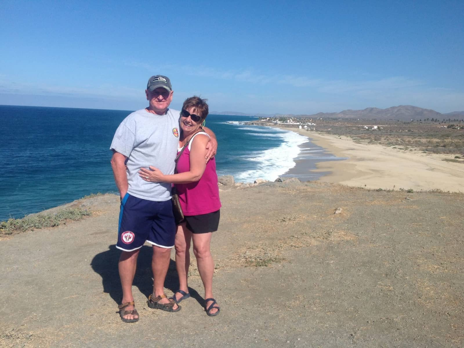 Brenda & keith & Keith from Thompson, Manitoba, Canada