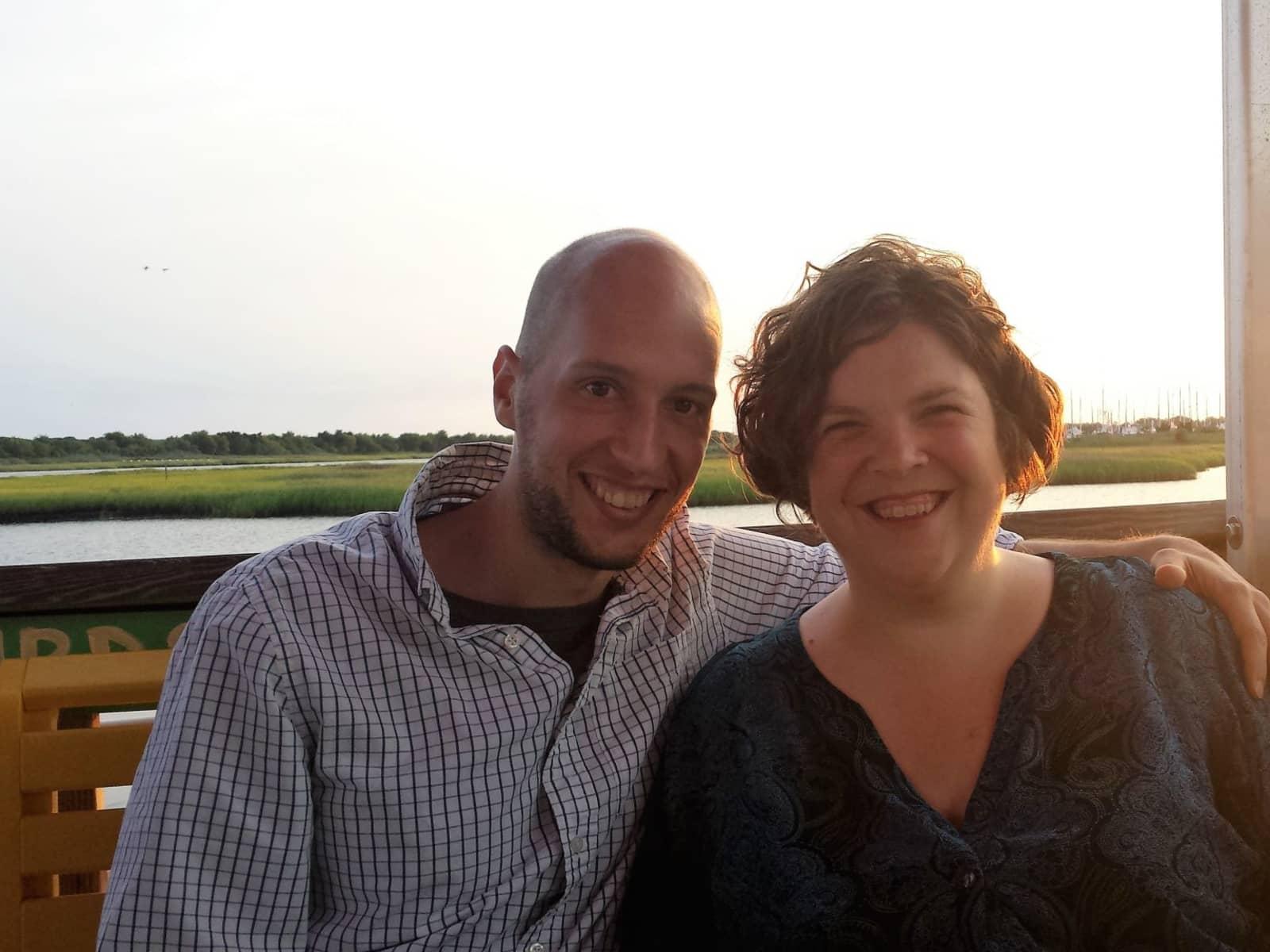 Johanna & Jim from Rockville, Maryland, United States