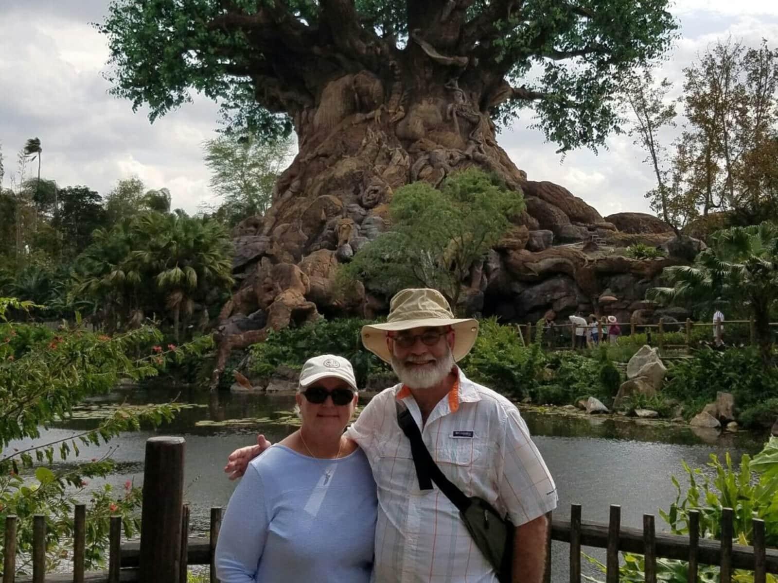 Jim and deboarh & Deborah from Dunedin, Florida, United States