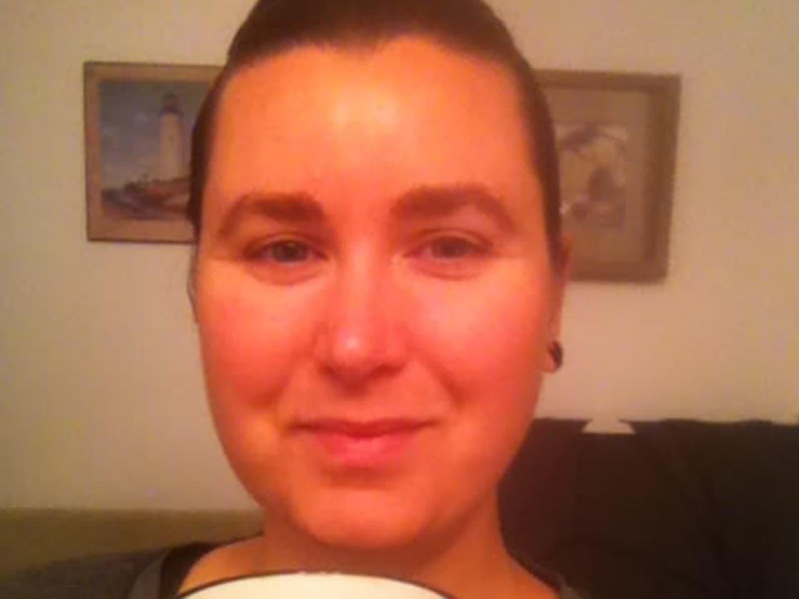 Karen from Greenwood, Nova Scotia, Canada
