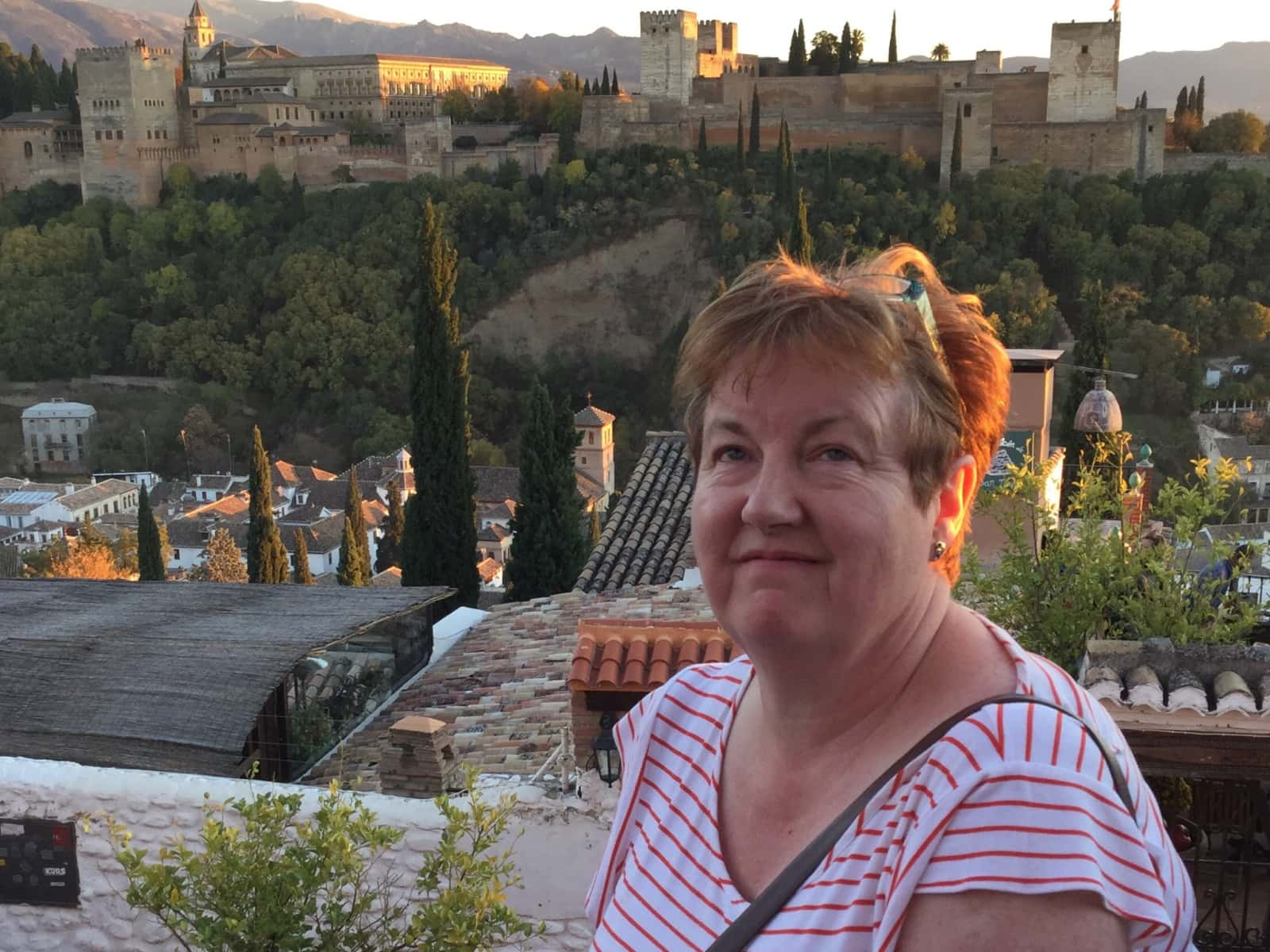 Sandra from Forres, United Kingdom