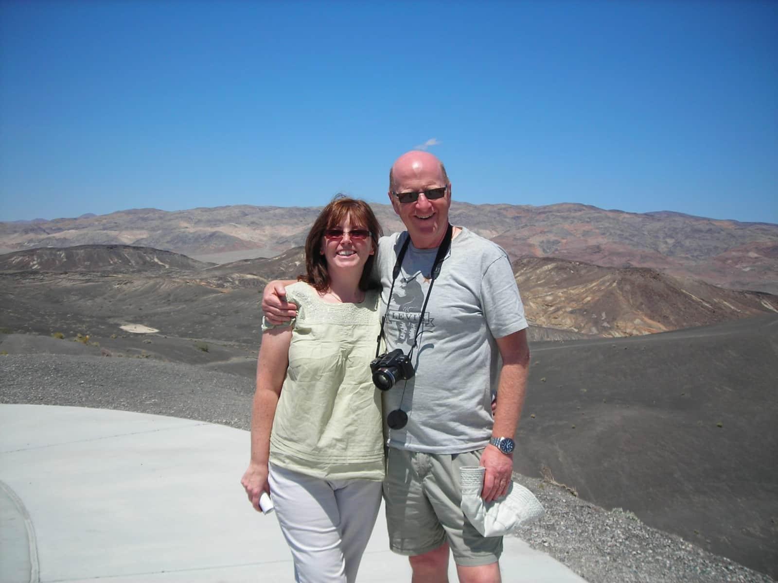 Lorna & Des from Alvechurch, United Kingdom