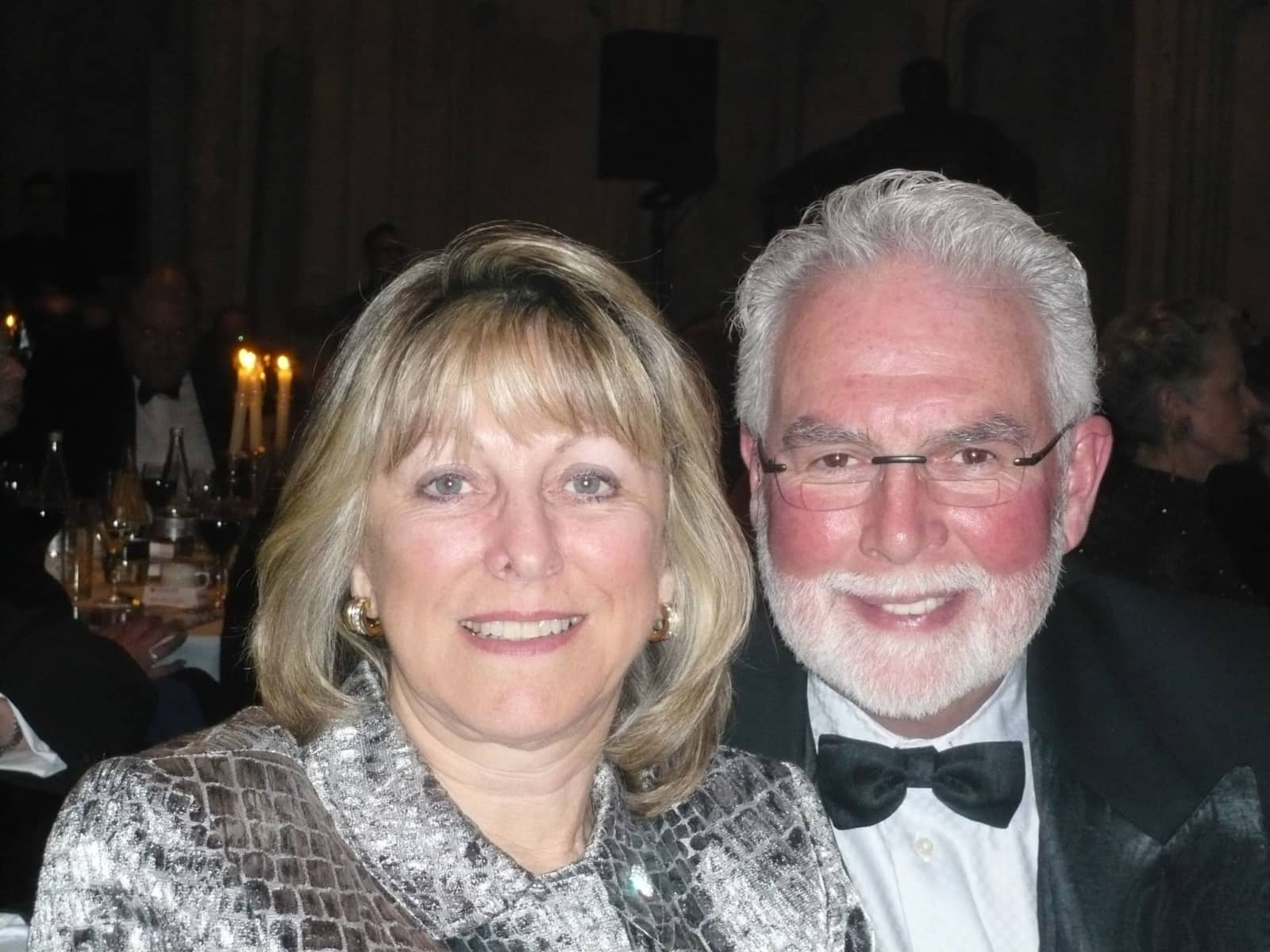 Margaret & George from Vancouver, British Columbia, Canada
