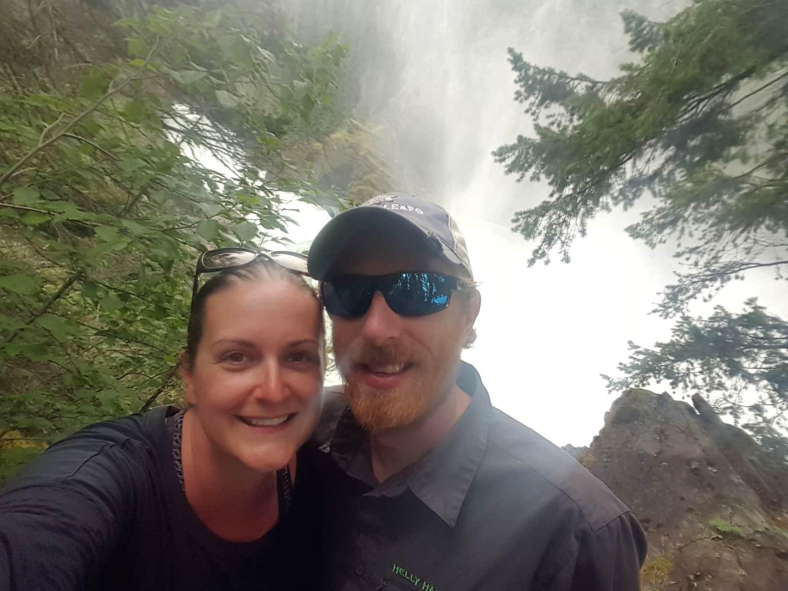 Jordan & Erin from Calgary, Alberta, Canada