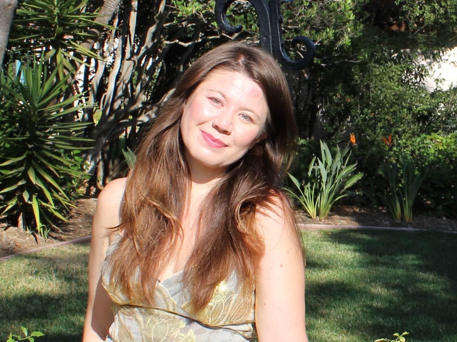 Christa from Santa Barbara, California, United States