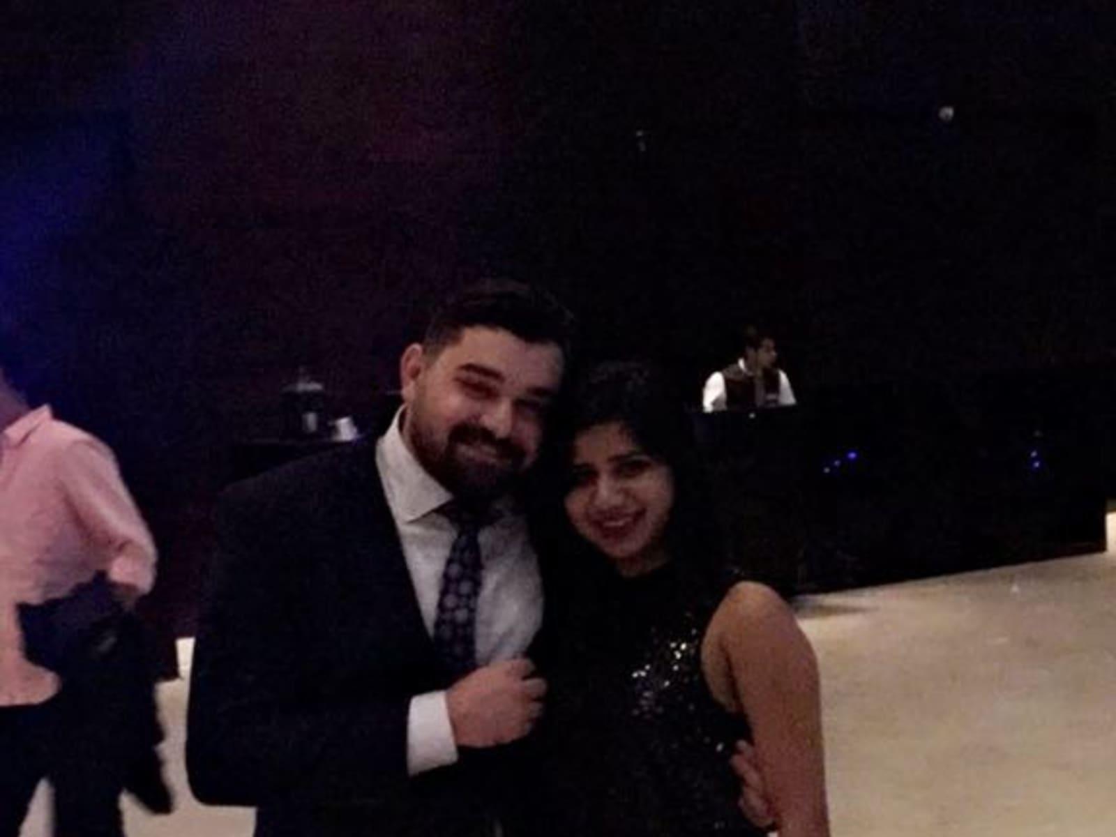 Nayab & Basem from Toronto, Ontario, Canada