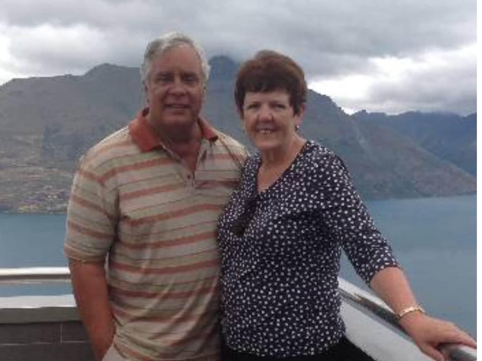 Liz & Robin from Nailsworth, South Australia, Australia