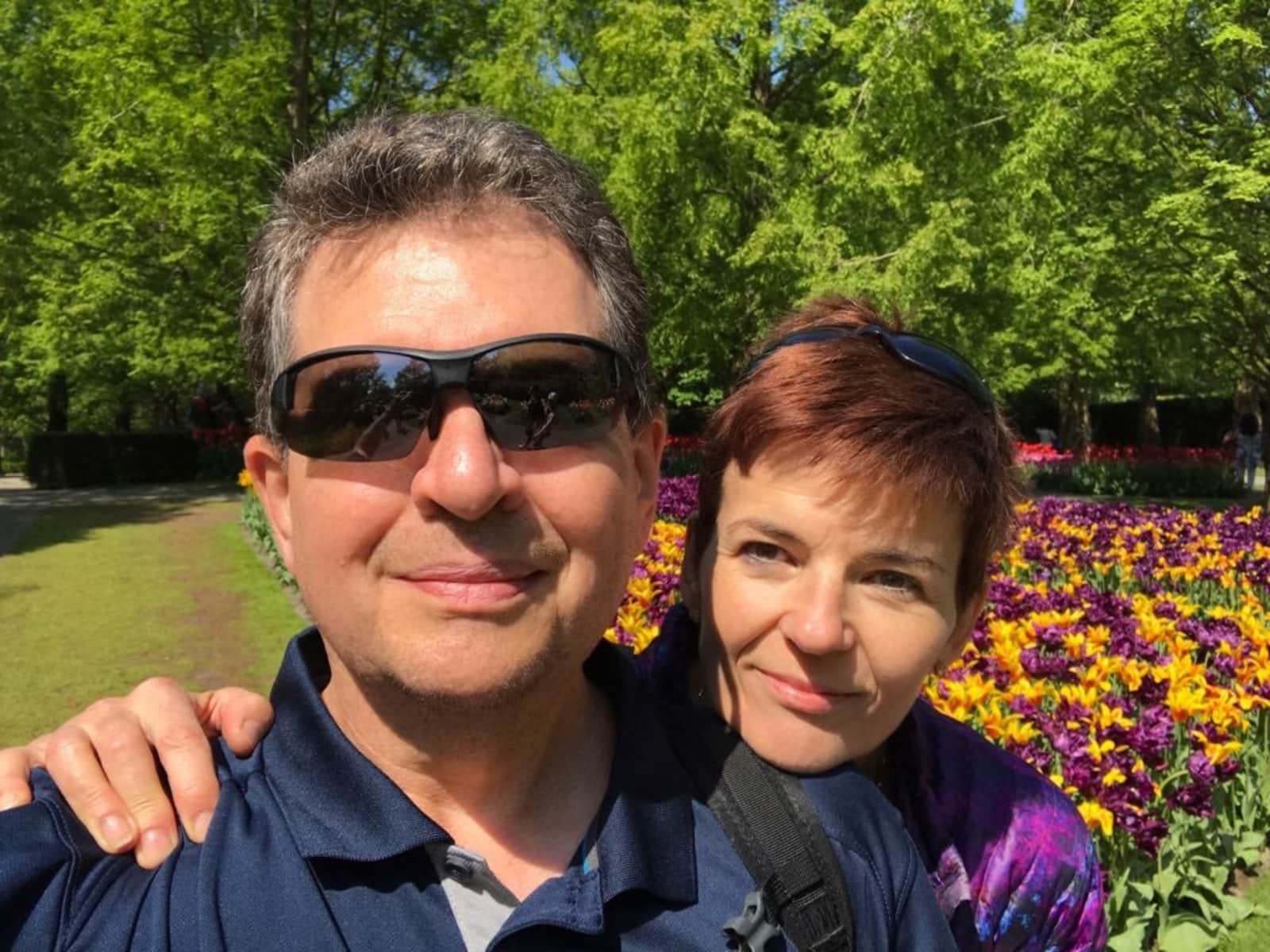 Adrienne & Robert from Calgary, Alberta, Canada