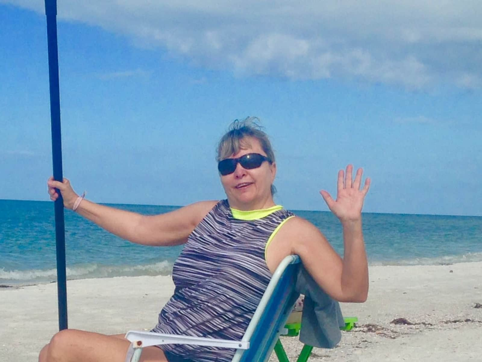 Vicki from Clearwater, Florida, United States
