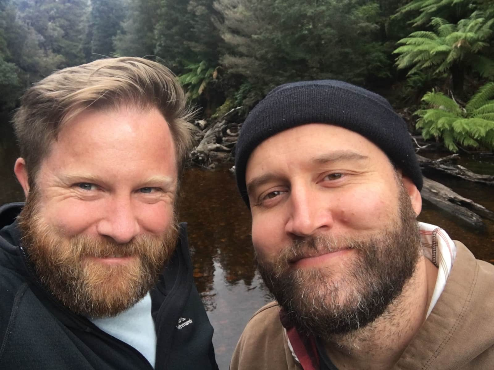 Andrew & David from Brisbane, Queensland, Australia