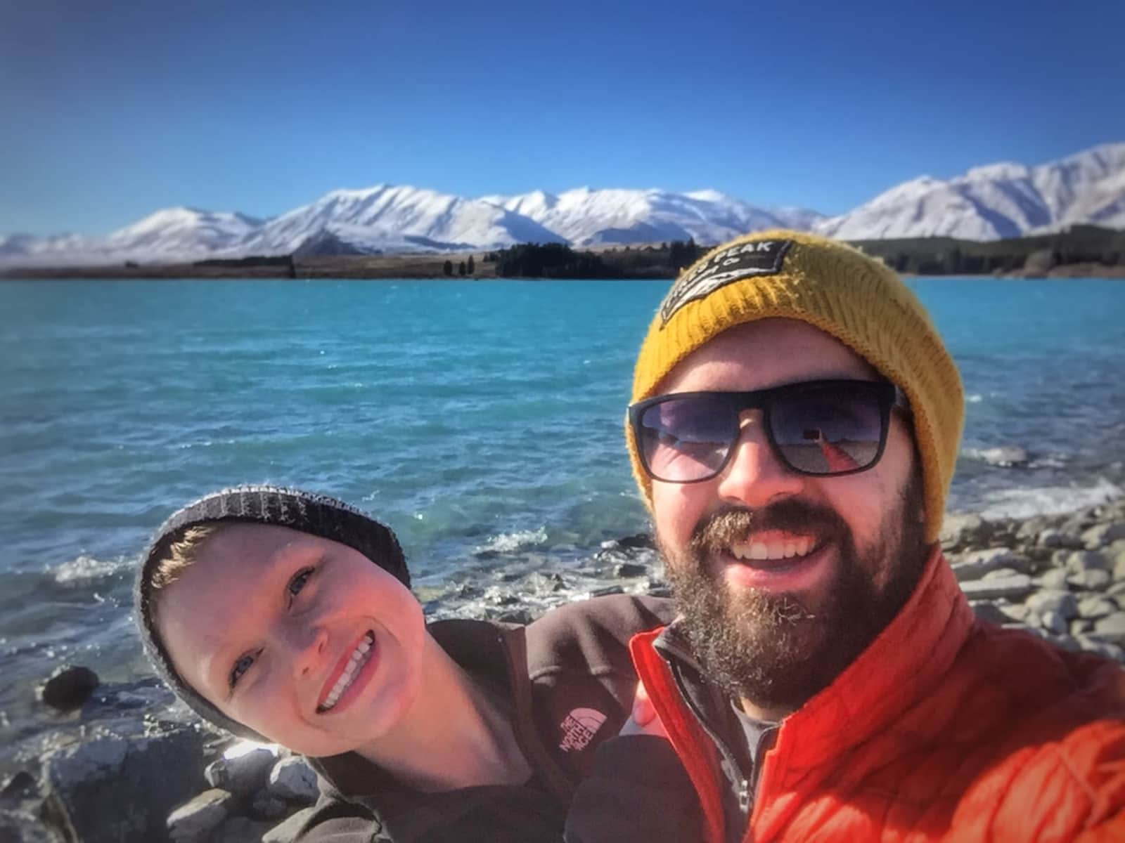 Emily & Ryan from Nelson, New Zealand