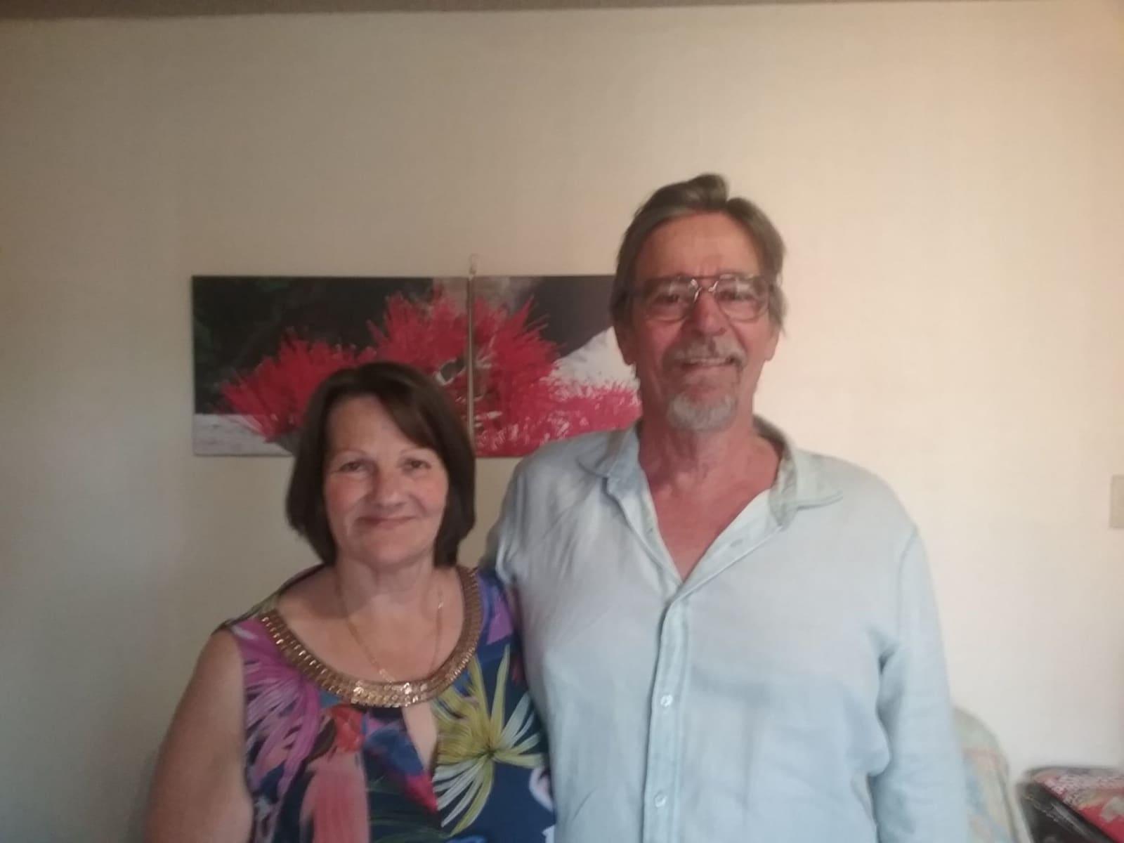 Michele & Lloyd from Windellama, New South Wales, Australia