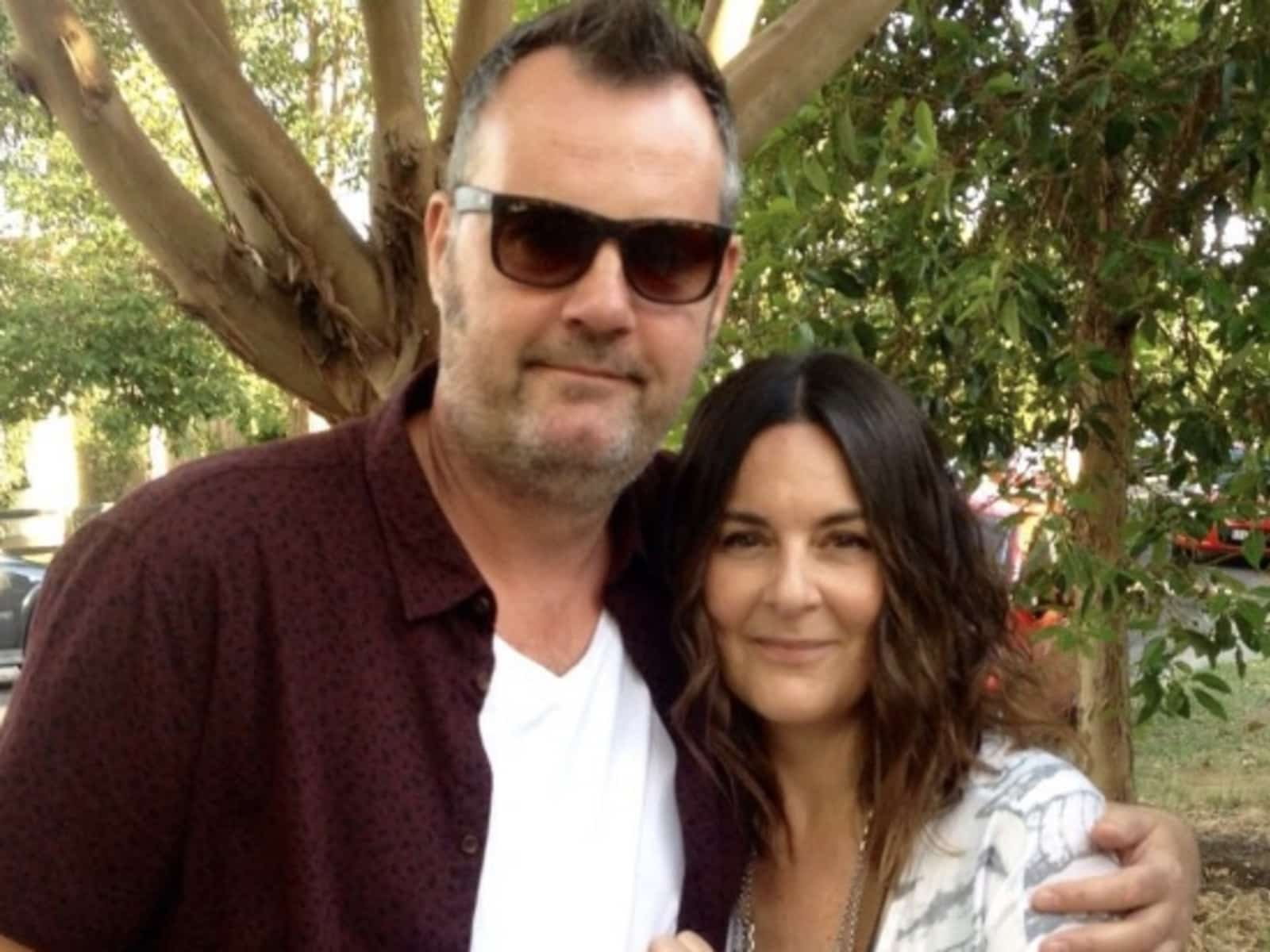Julie & Stephen from London, United Kingdom