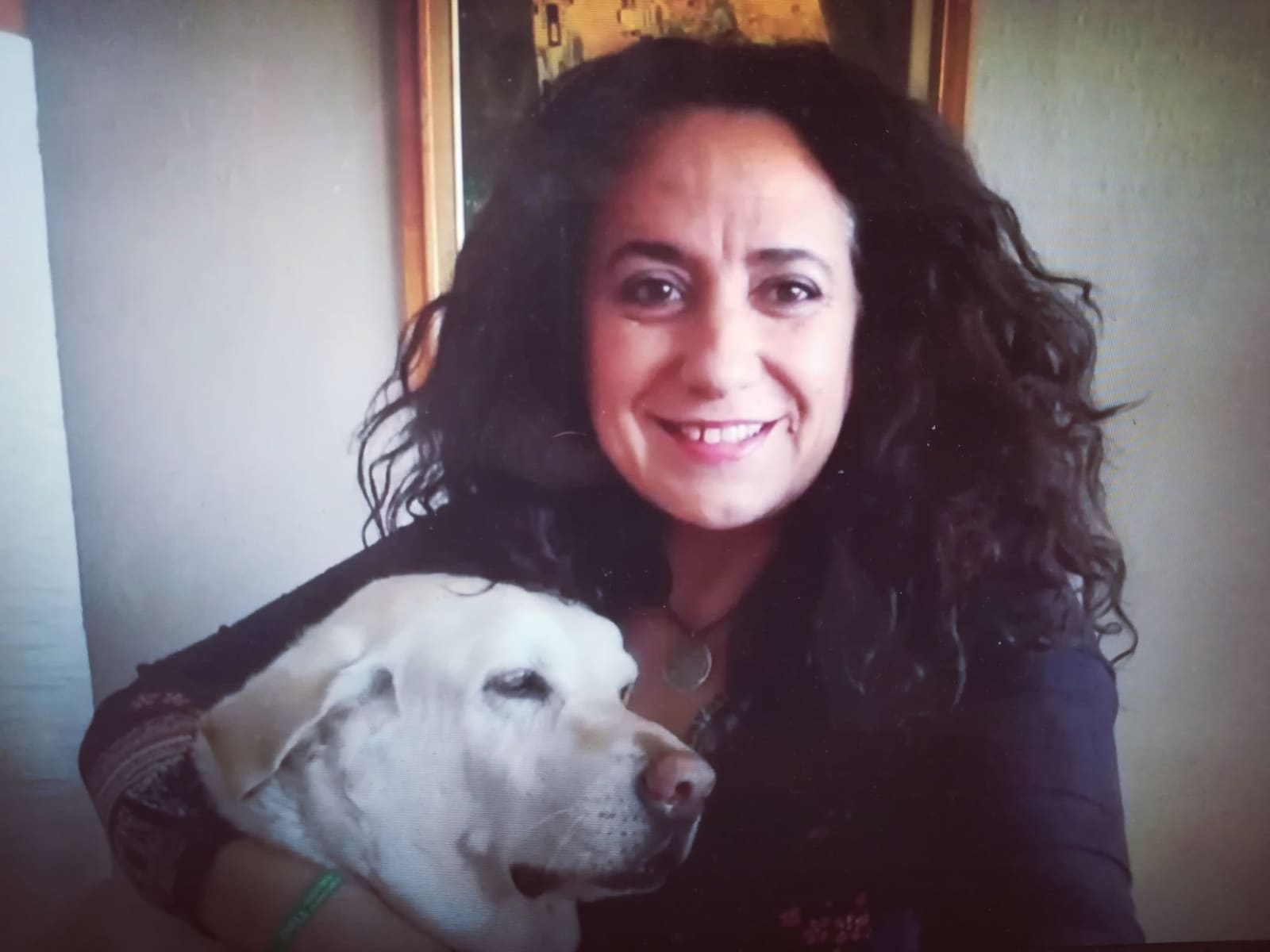 Montse from Sauzal, Spain