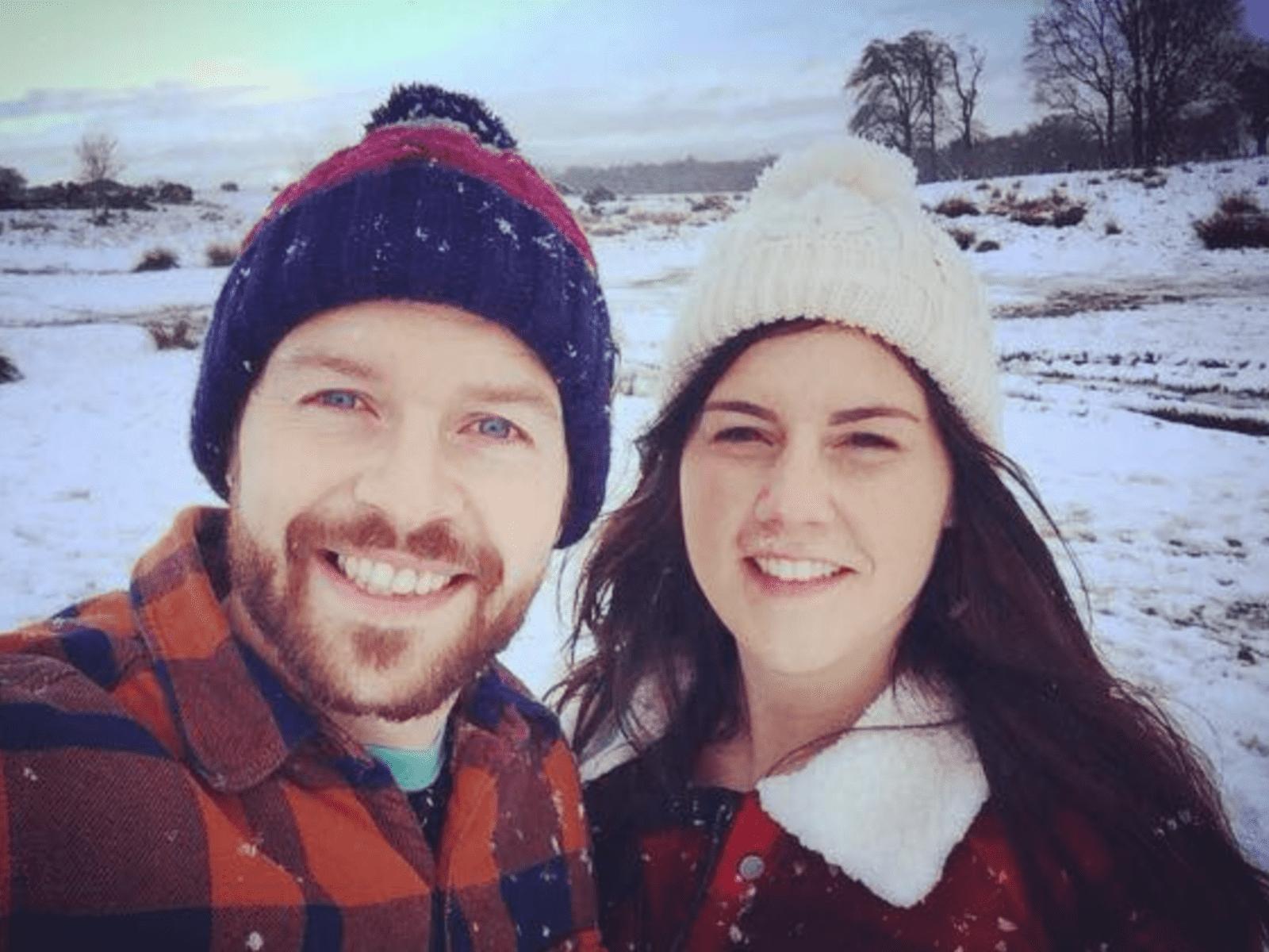 Caroline & Michael from Cardiff, United Kingdom