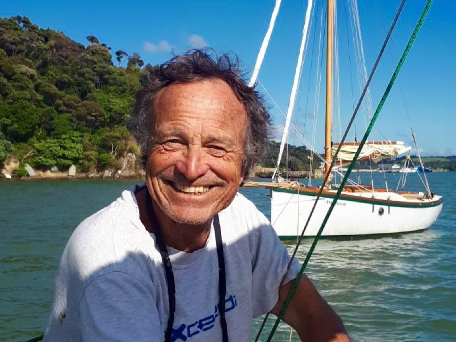 John from Opua, New Zealand