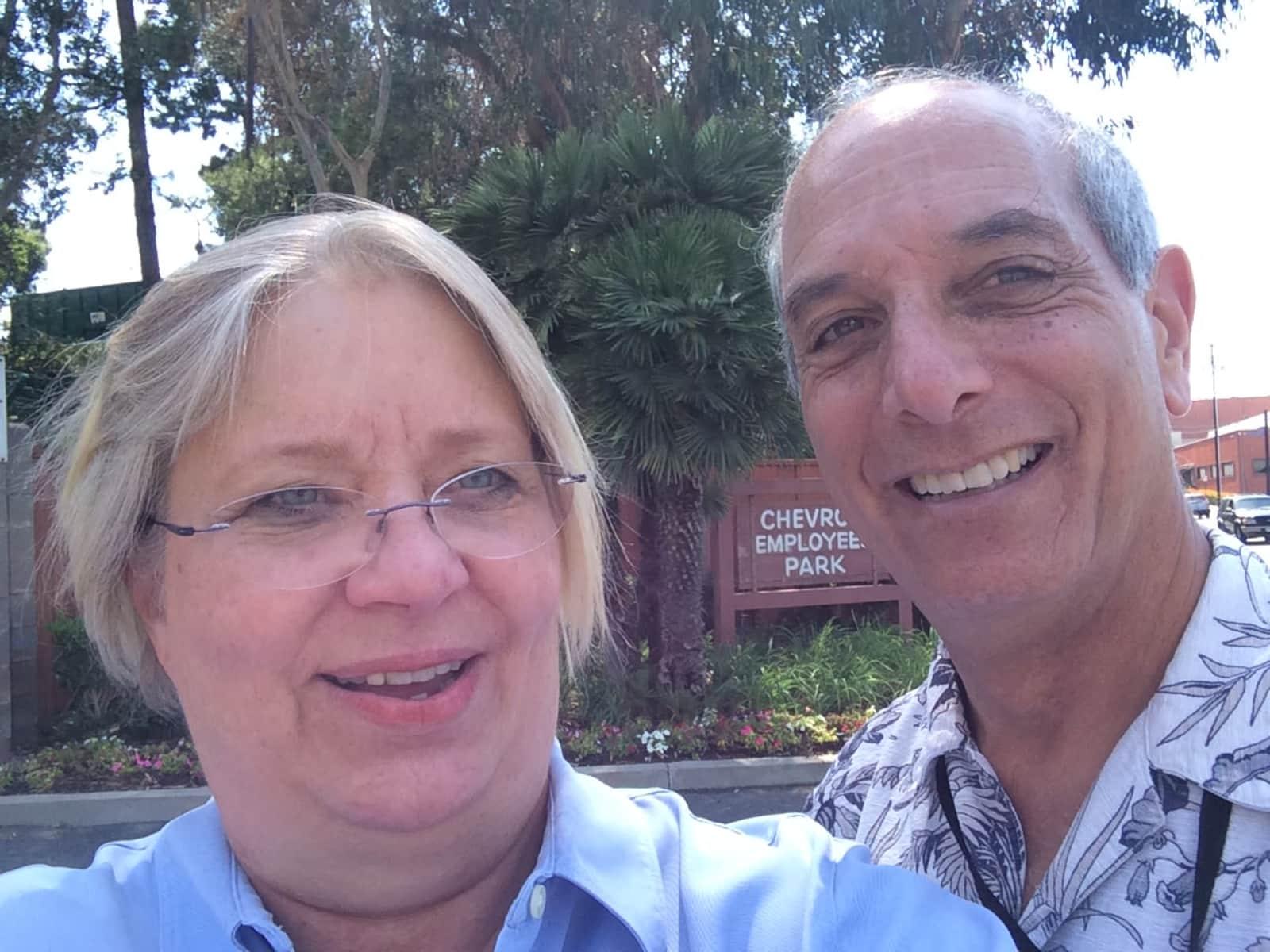Linda & Gary from San Bernardino, California, United States