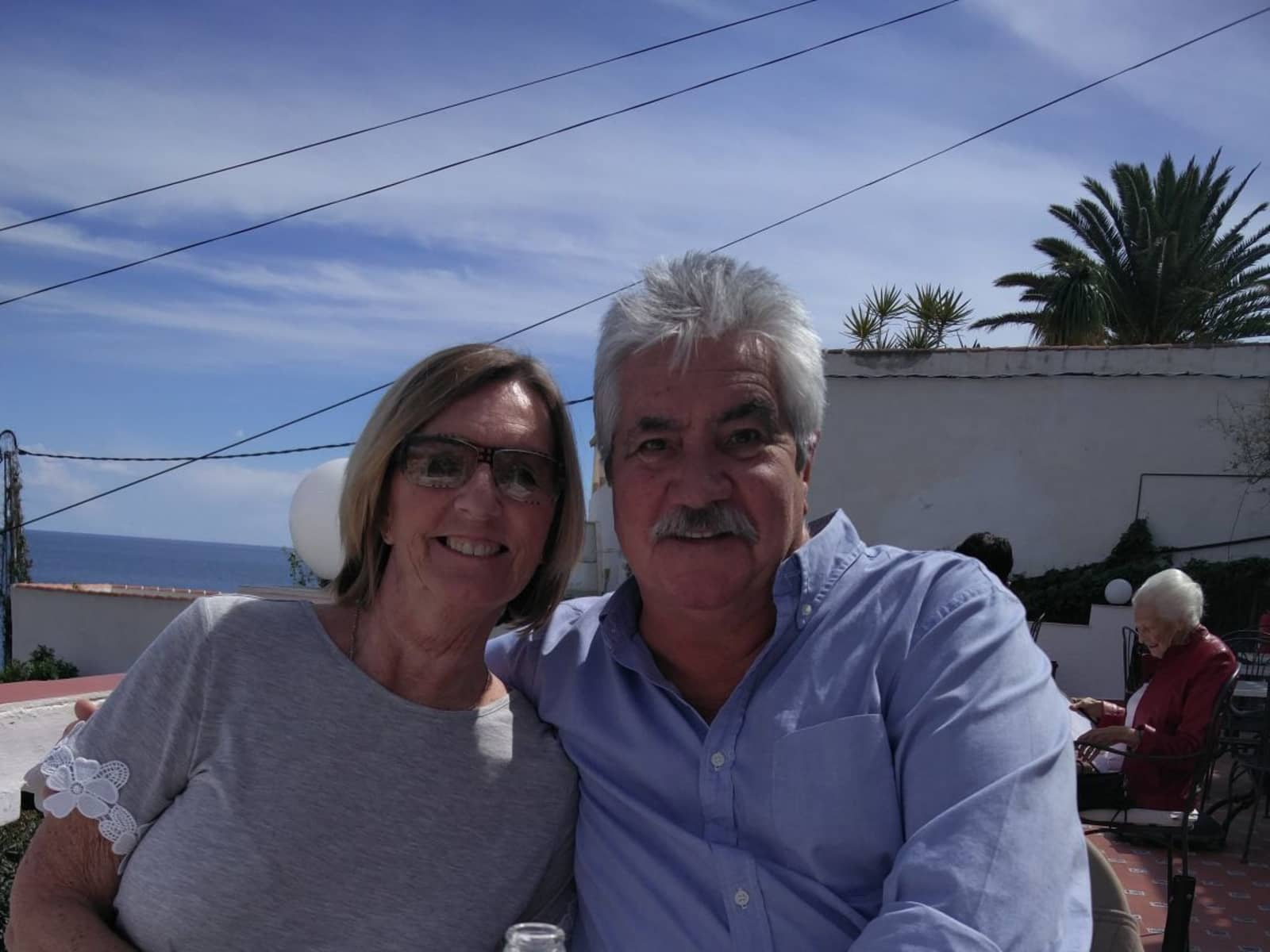 Susan & Neil from Málaga, Spain