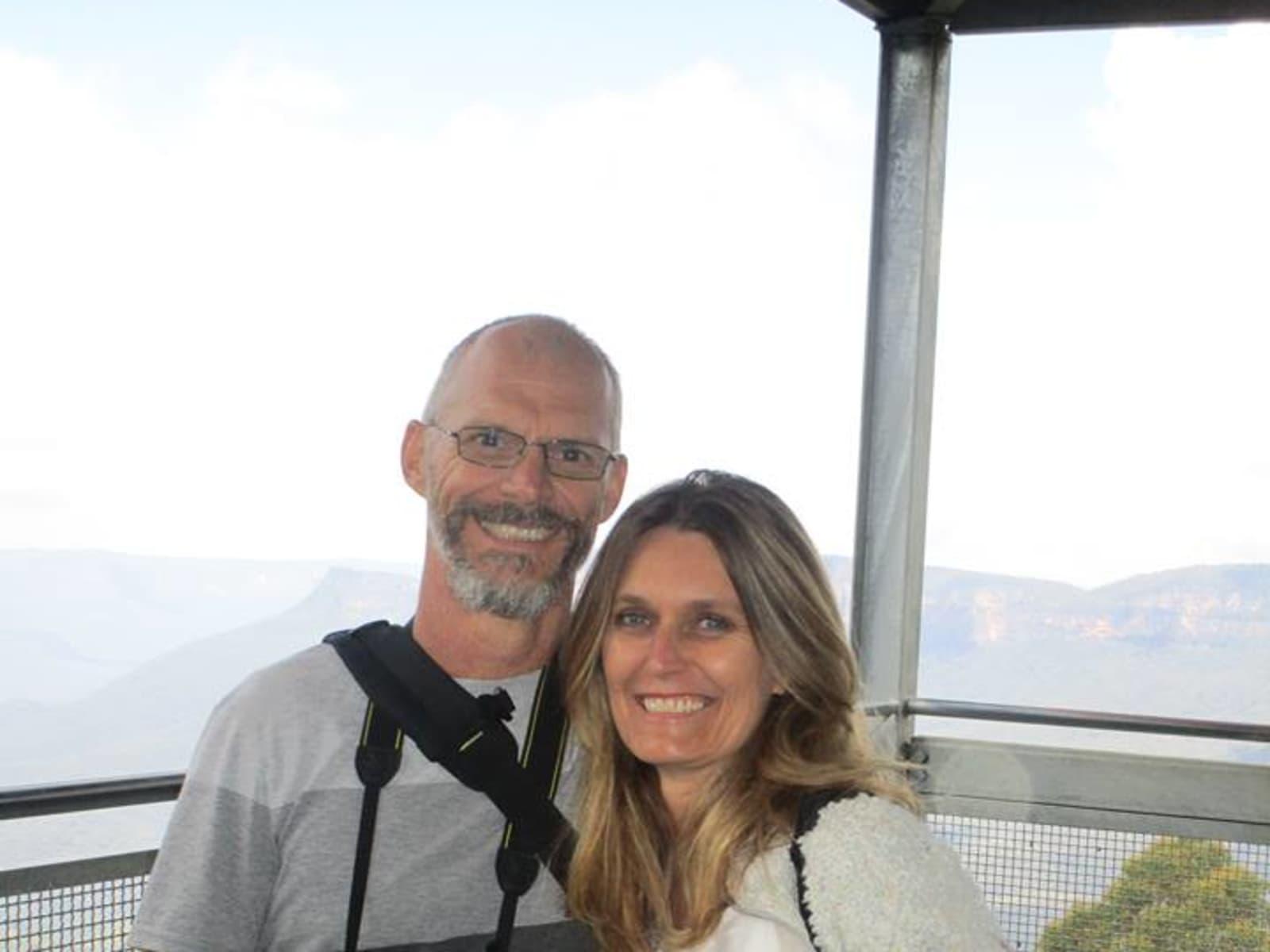 Laura & Phil from Gold Coast, Queensland, Australia