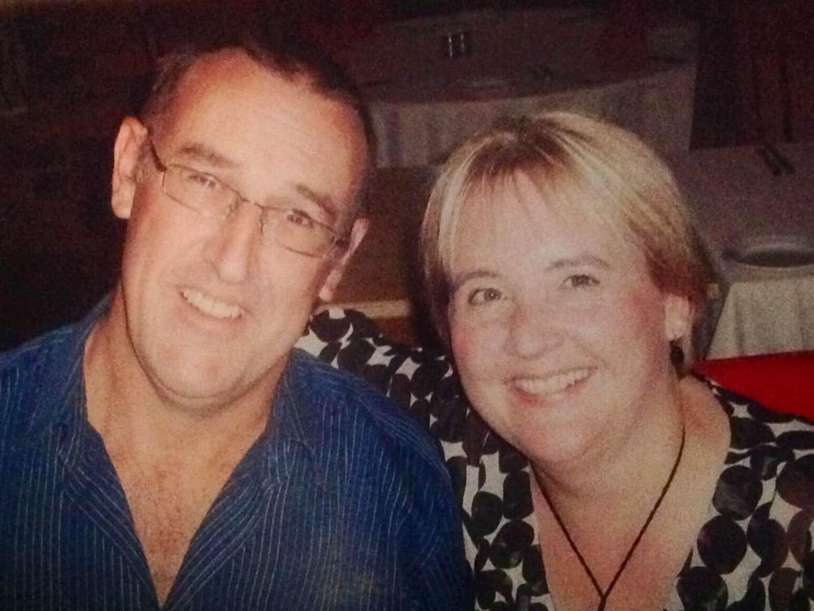 Nicola & Michael from Garstang, United Kingdom