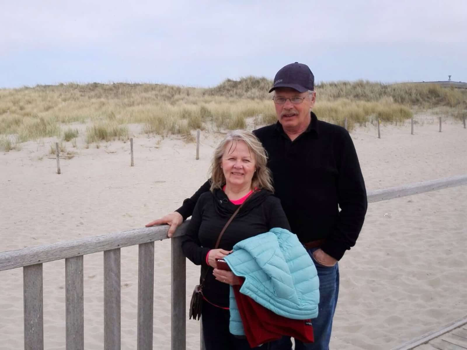 Carol & Wally from Edson, Alberta, Canada