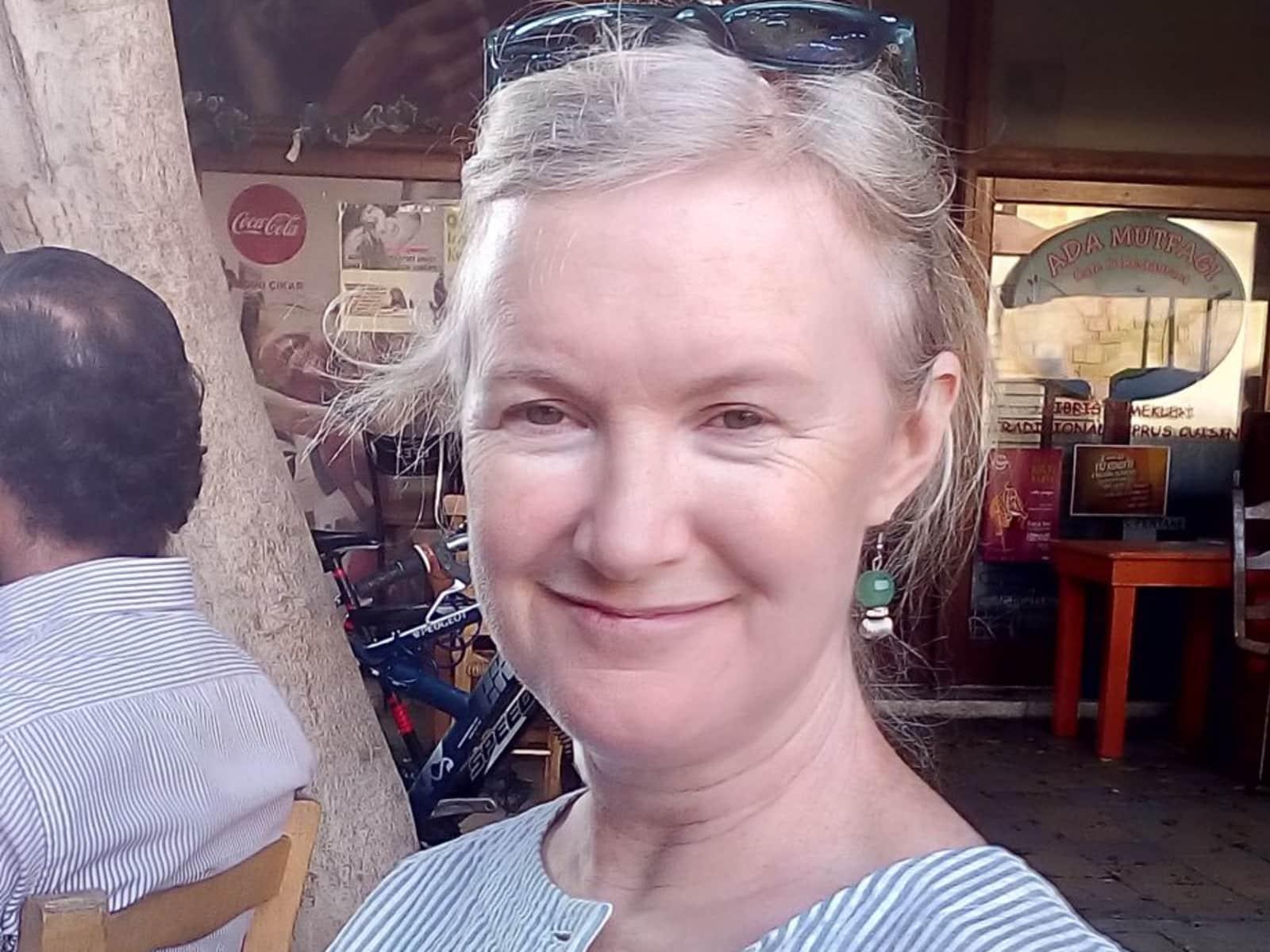 Laura from Nicosia, Cyprus