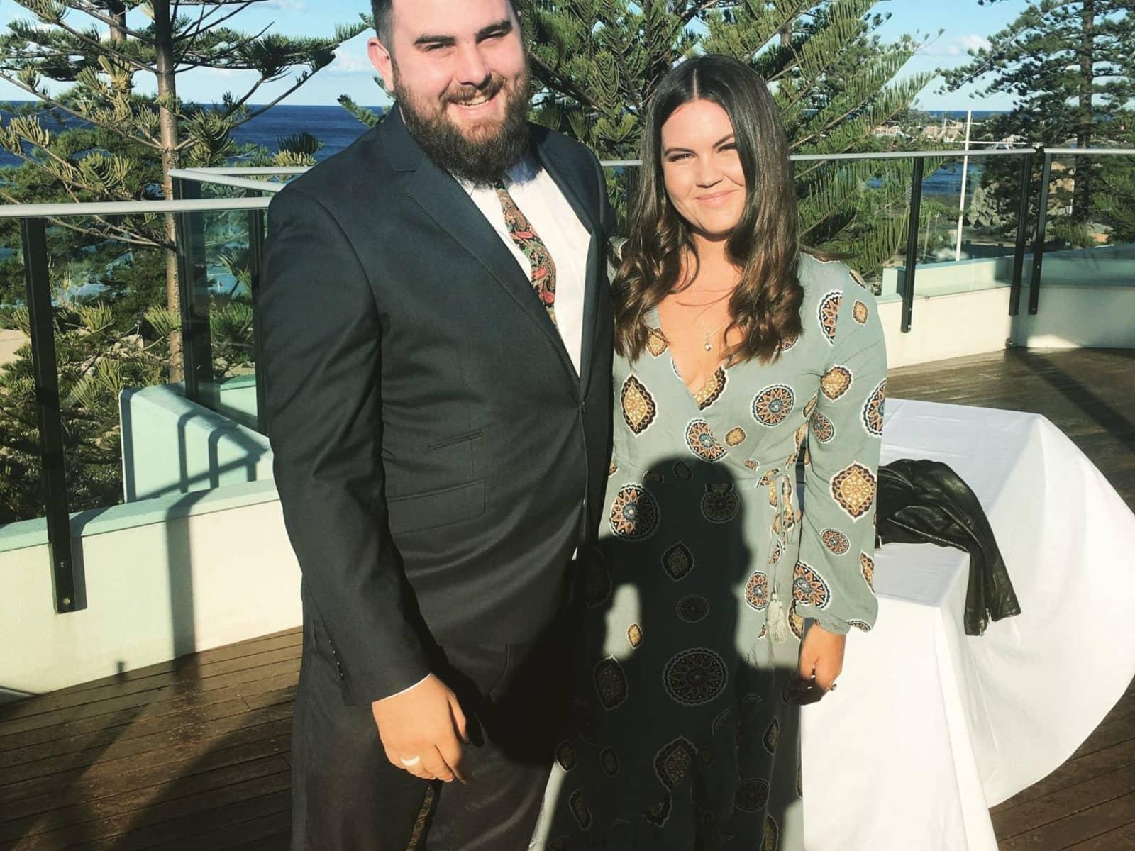 Tenaya & Nicholas from Sydney, New South Wales, Australia