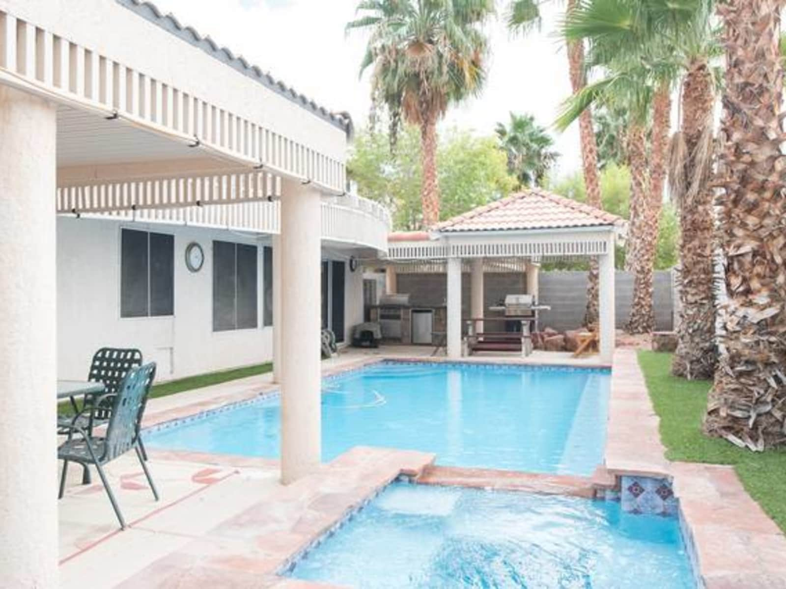 Housesitting assignment in Las Vegas, Nevada, United States