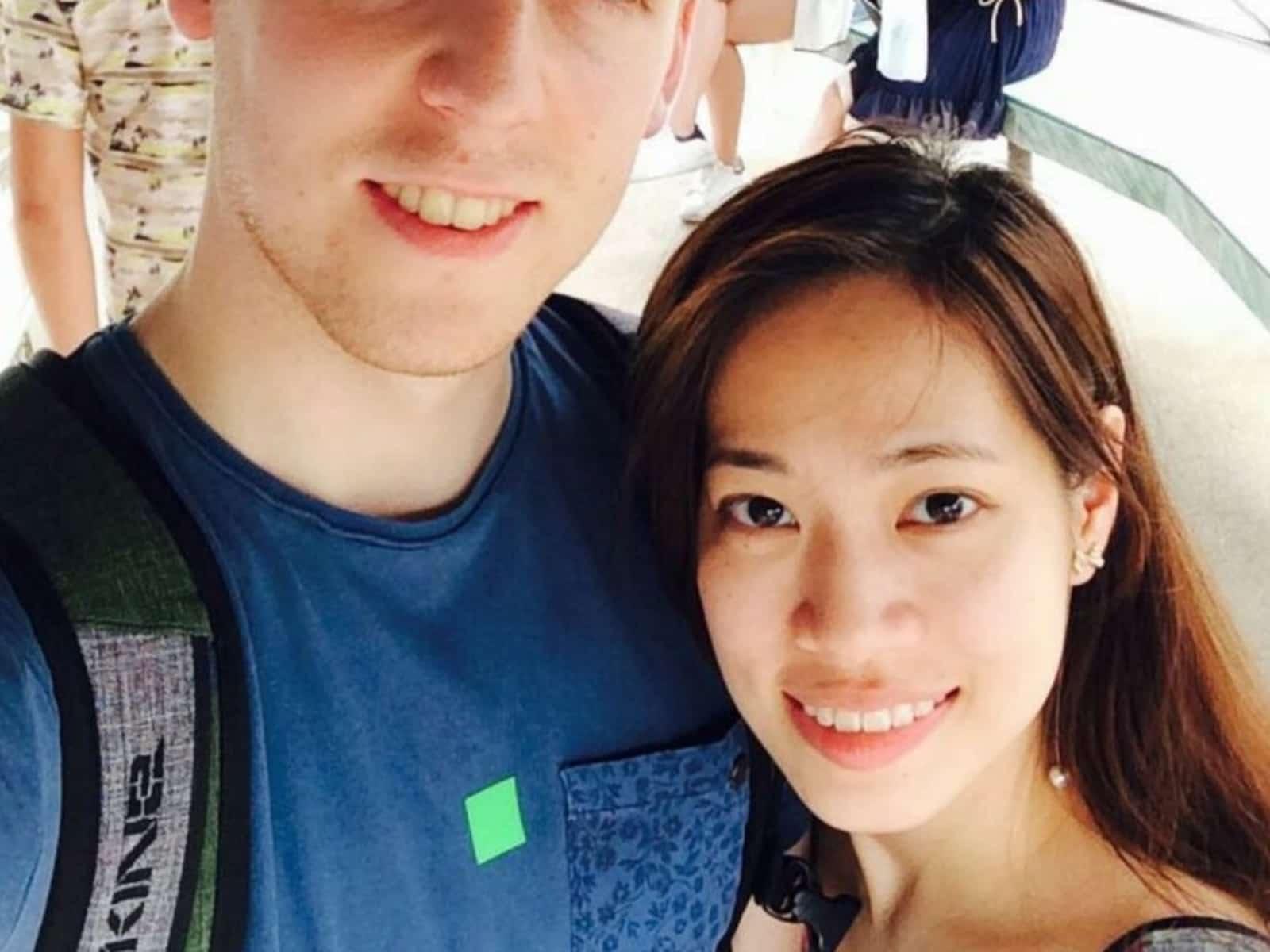 Sander & Eunice from Kowloon, Hong Kong