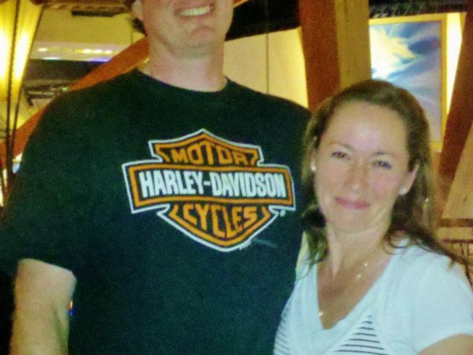 Deborah & Bryan from Hollis, New Hampshire, United States