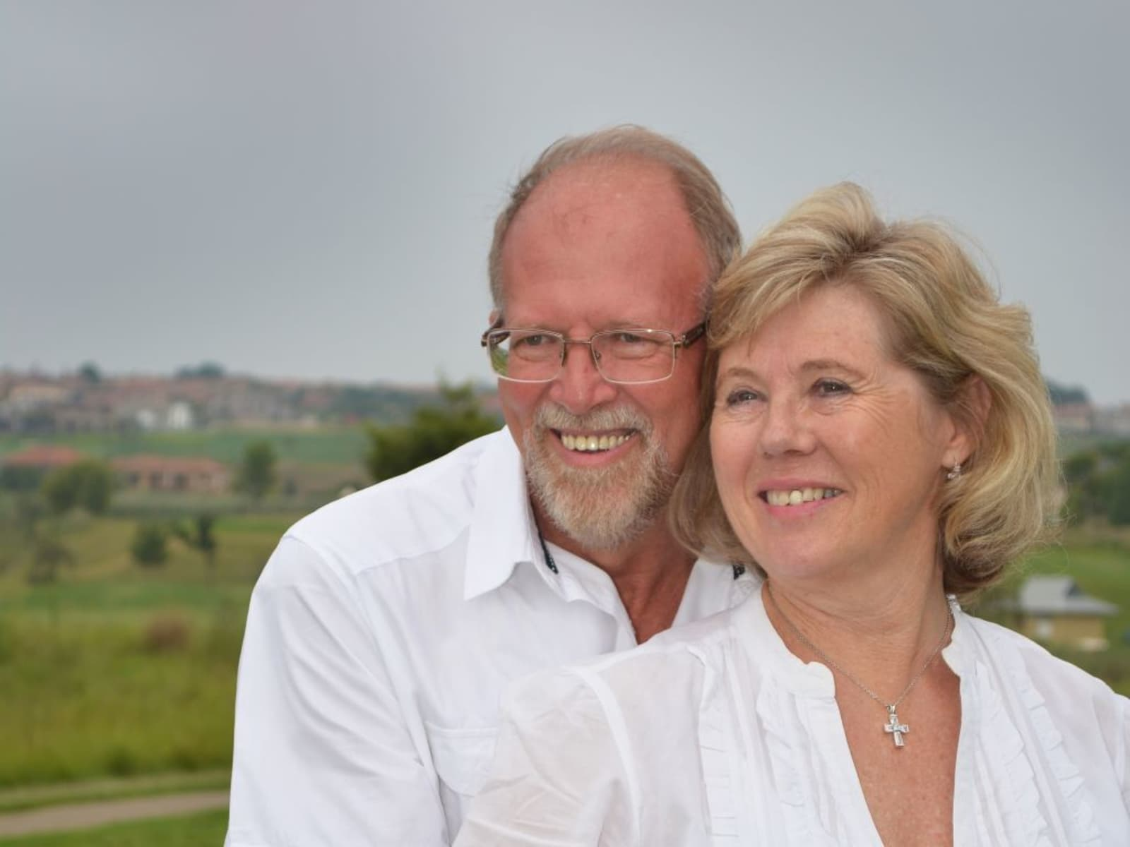 Frans & Dianne from Roodepoort, South Africa