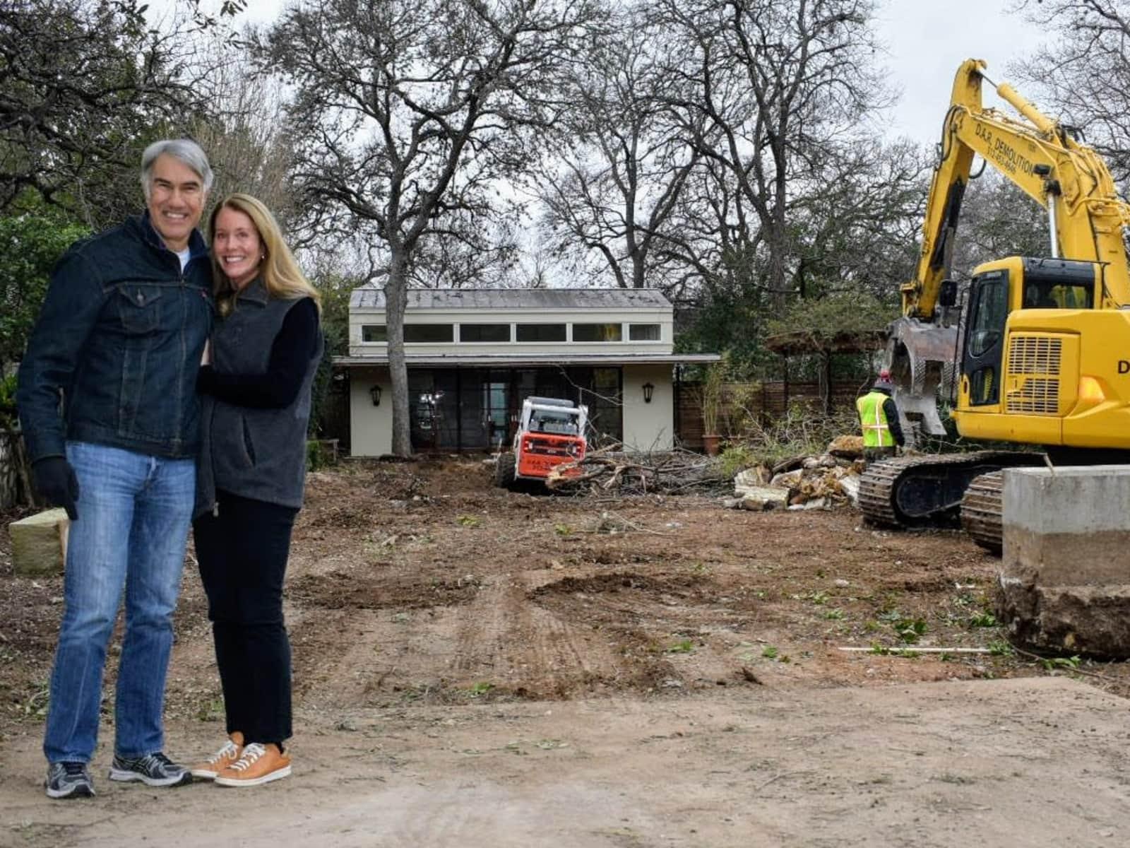 Thomas & Yvonne from Austin, Texas, United States