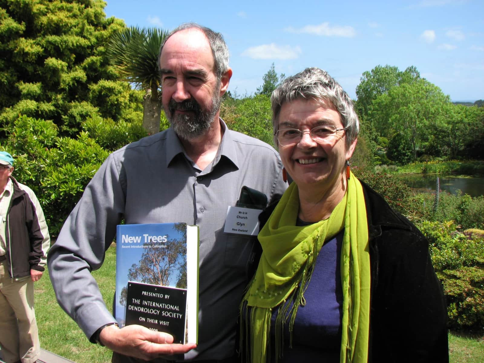 Glyn & Gail from New Plymouth, New Zealand