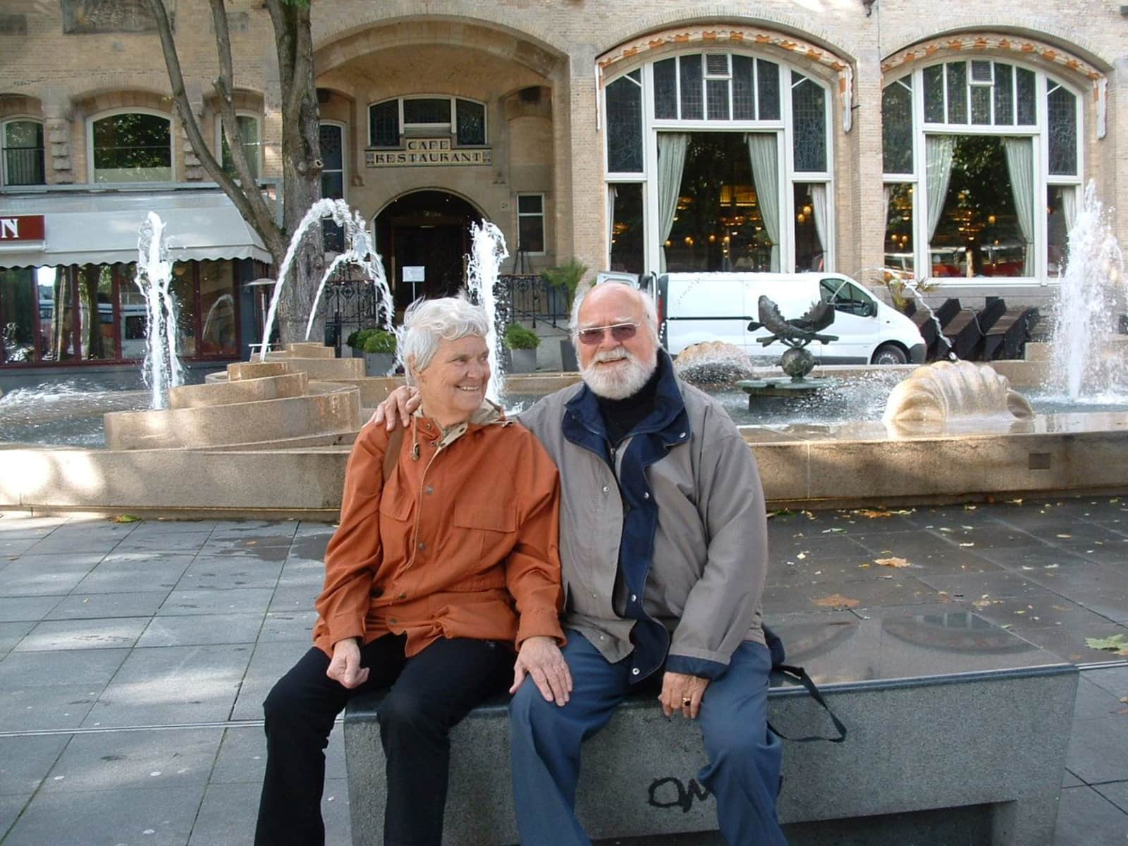 Elly (elizabeth) & Walter from Leopold, Victoria, Australia