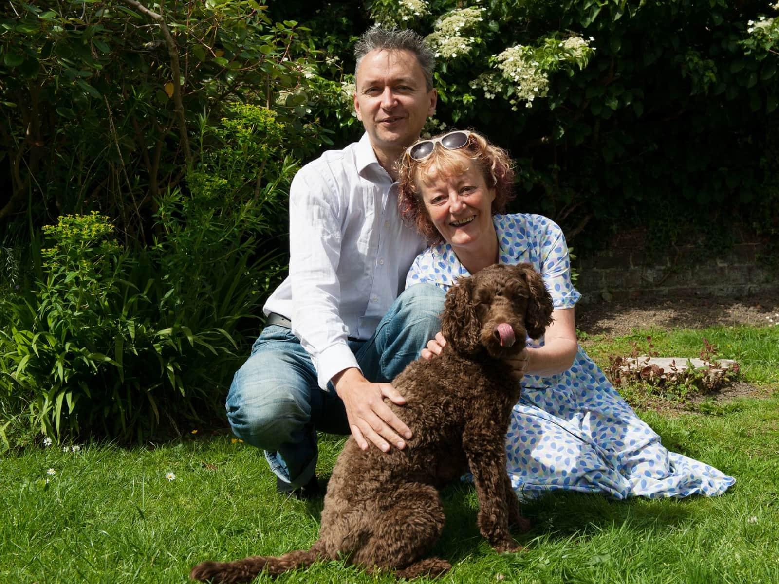 Jayne & Adam from Maidstone, United Kingdom
