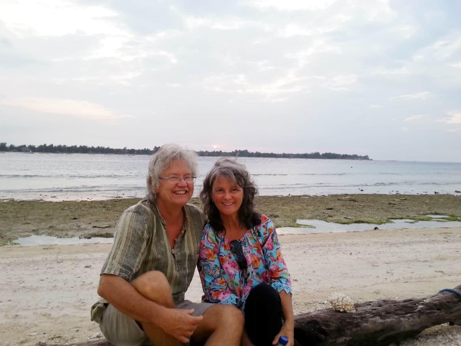 Noela & Paul from Sunshine Coast, Queensland, Australia