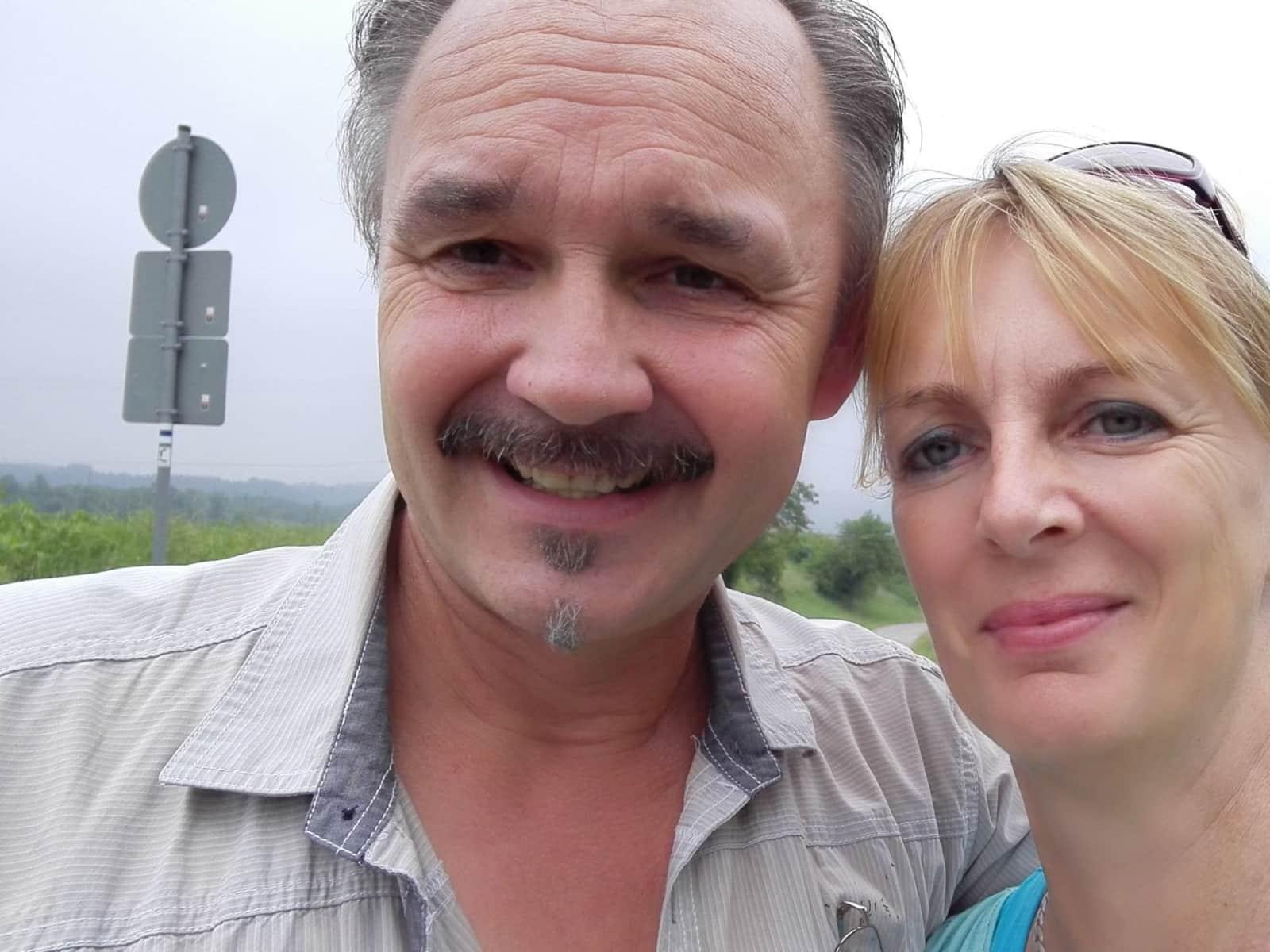 Annett & Falko from Malaysia