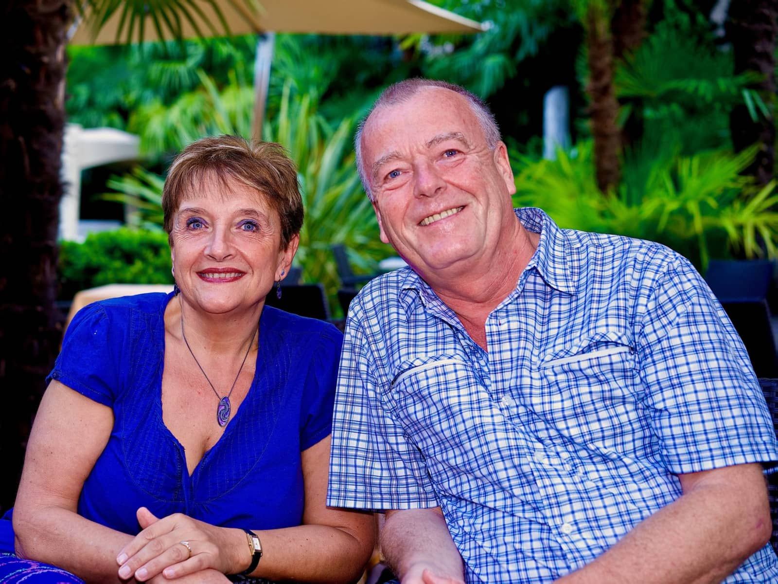 Alan & Christine from Dorking, United Kingdom