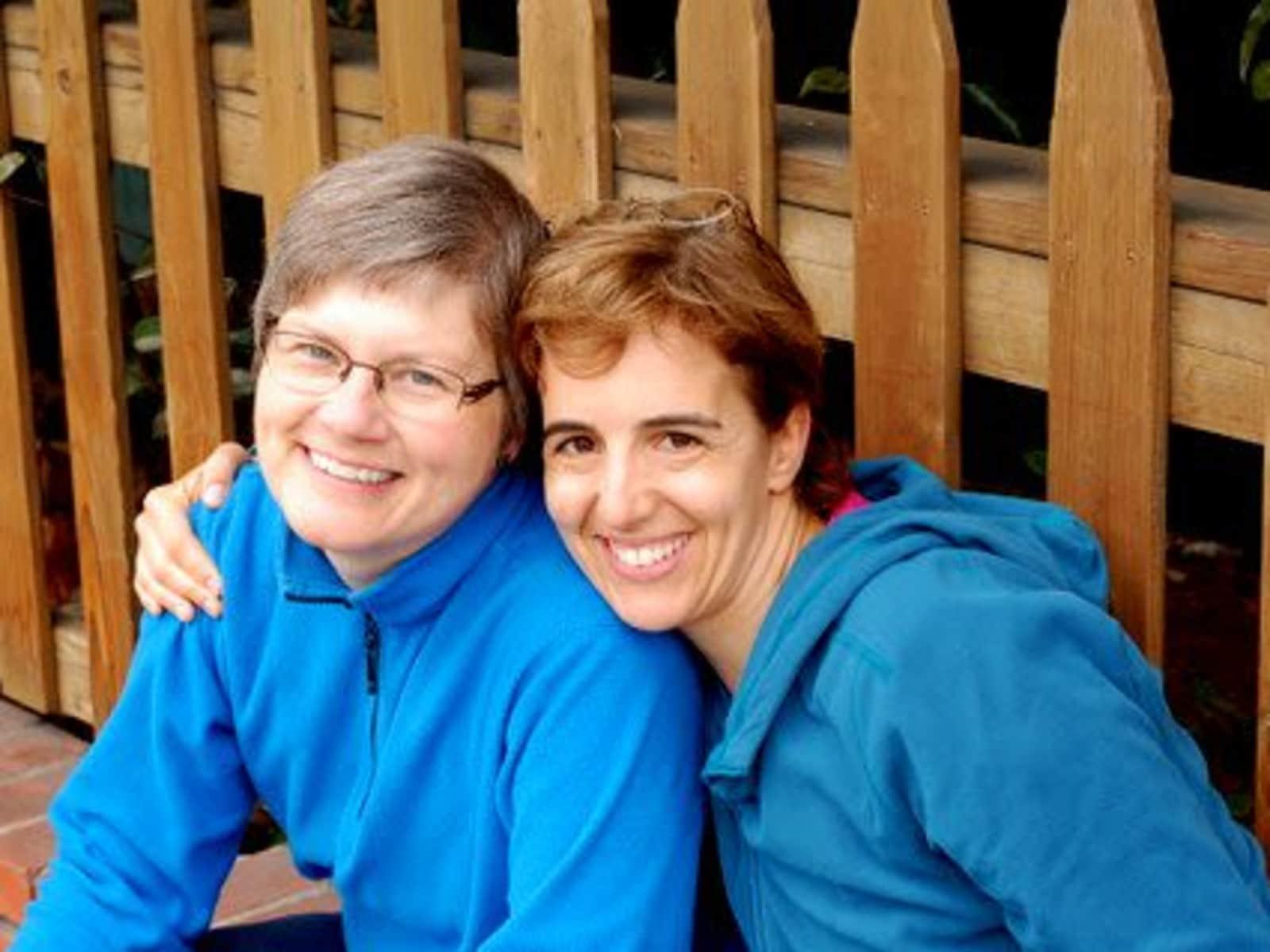 Lisl & Cate from Santa Rosa, California, United States