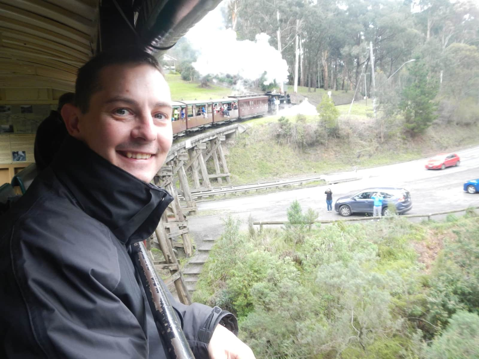 Ryan from Melbourne, Victoria, Australia
