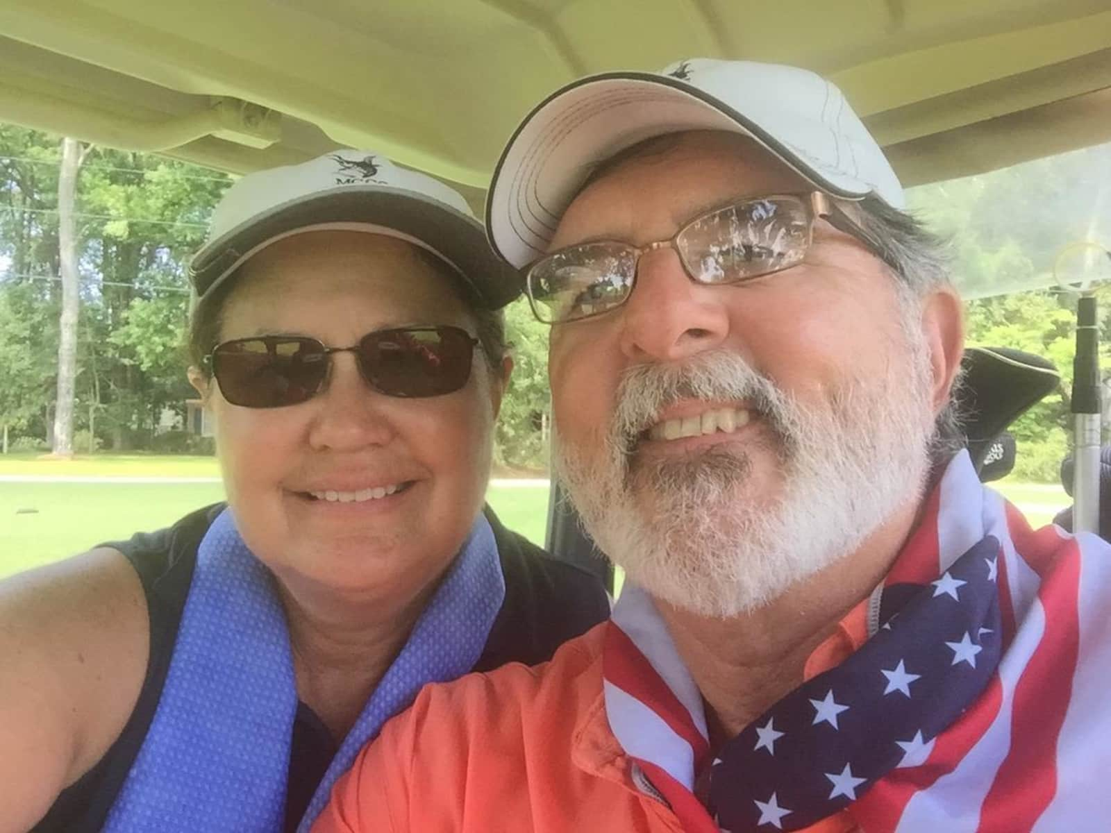 Maureen & Marc from New Bern, North Carolina, United States